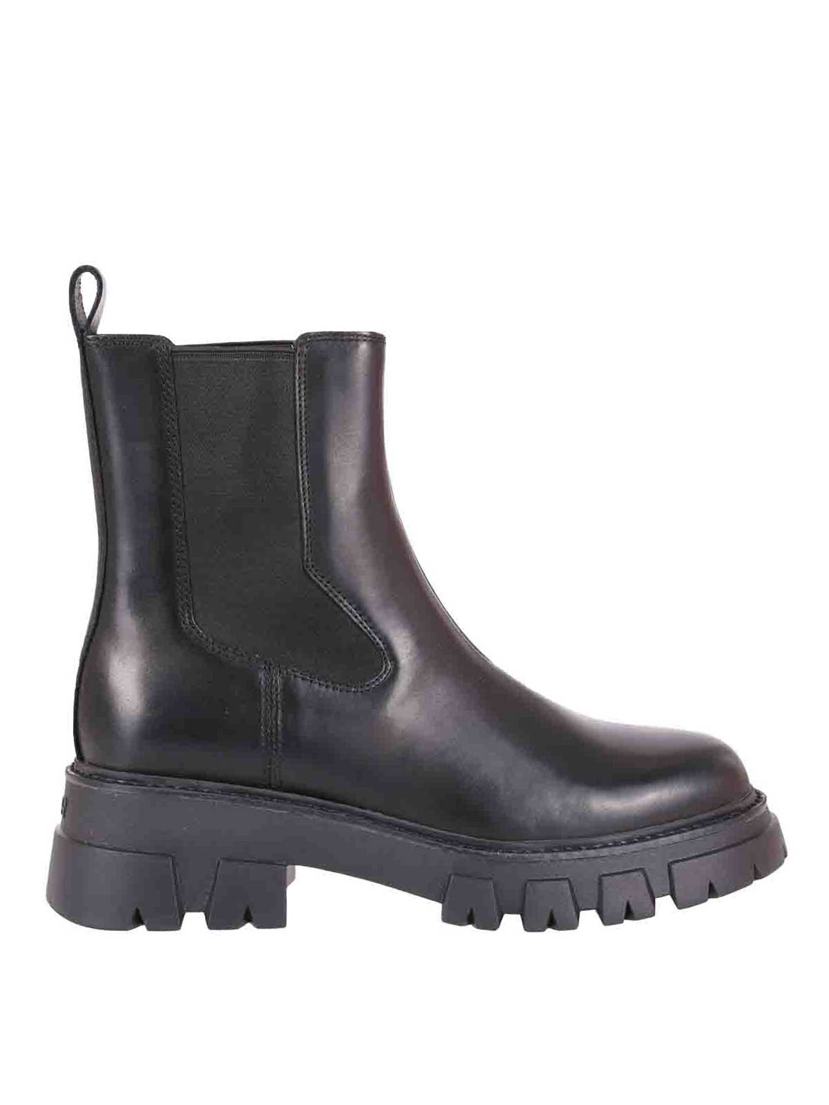 Ash LEATHER BEATLES BOOTS