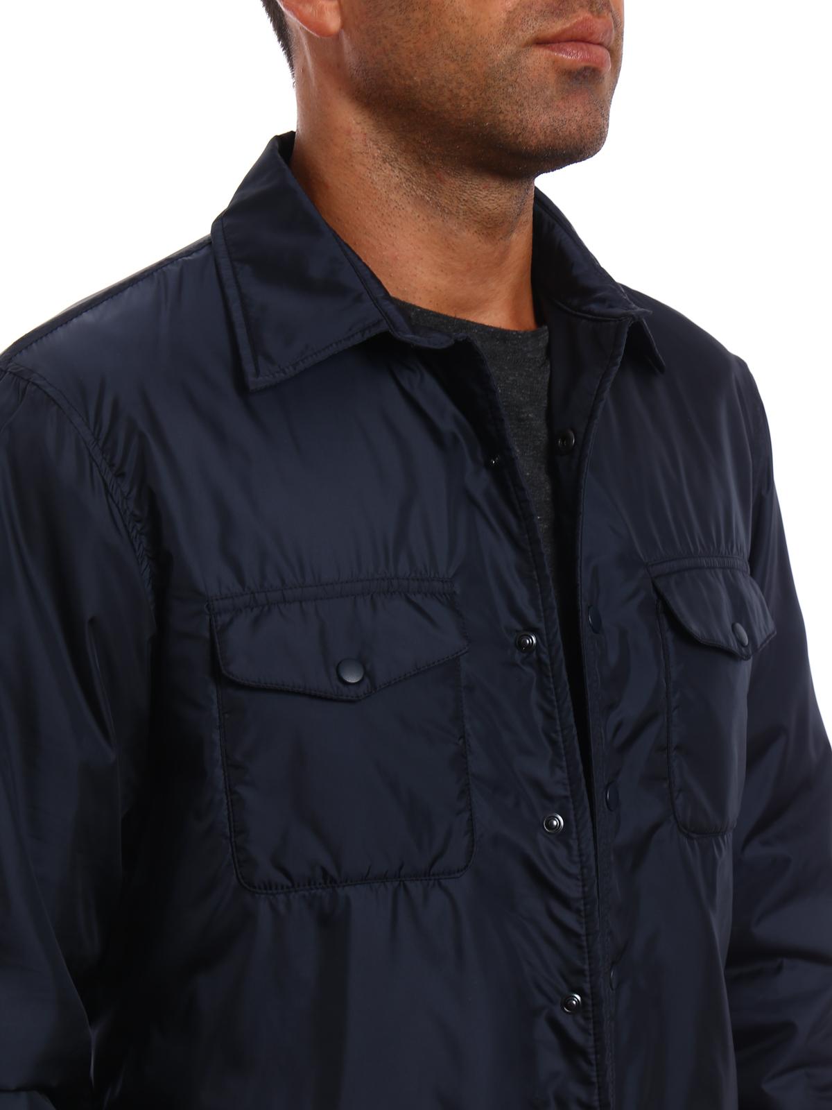 Giacche Aspesi Giacca I0297961 Casual In Camicia Nylon Modello wRCwXq