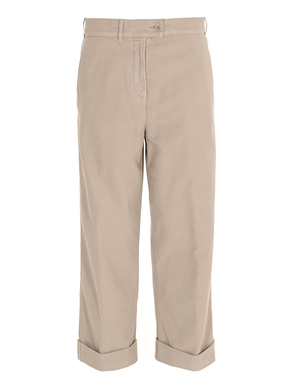 Aspesi STRETCH COTTON TROUSERS