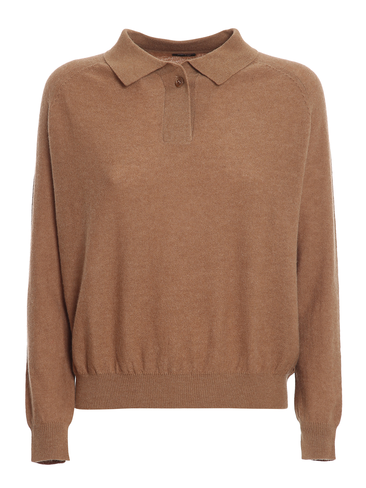 Aspesi WOOL POLO NECK SWEATER