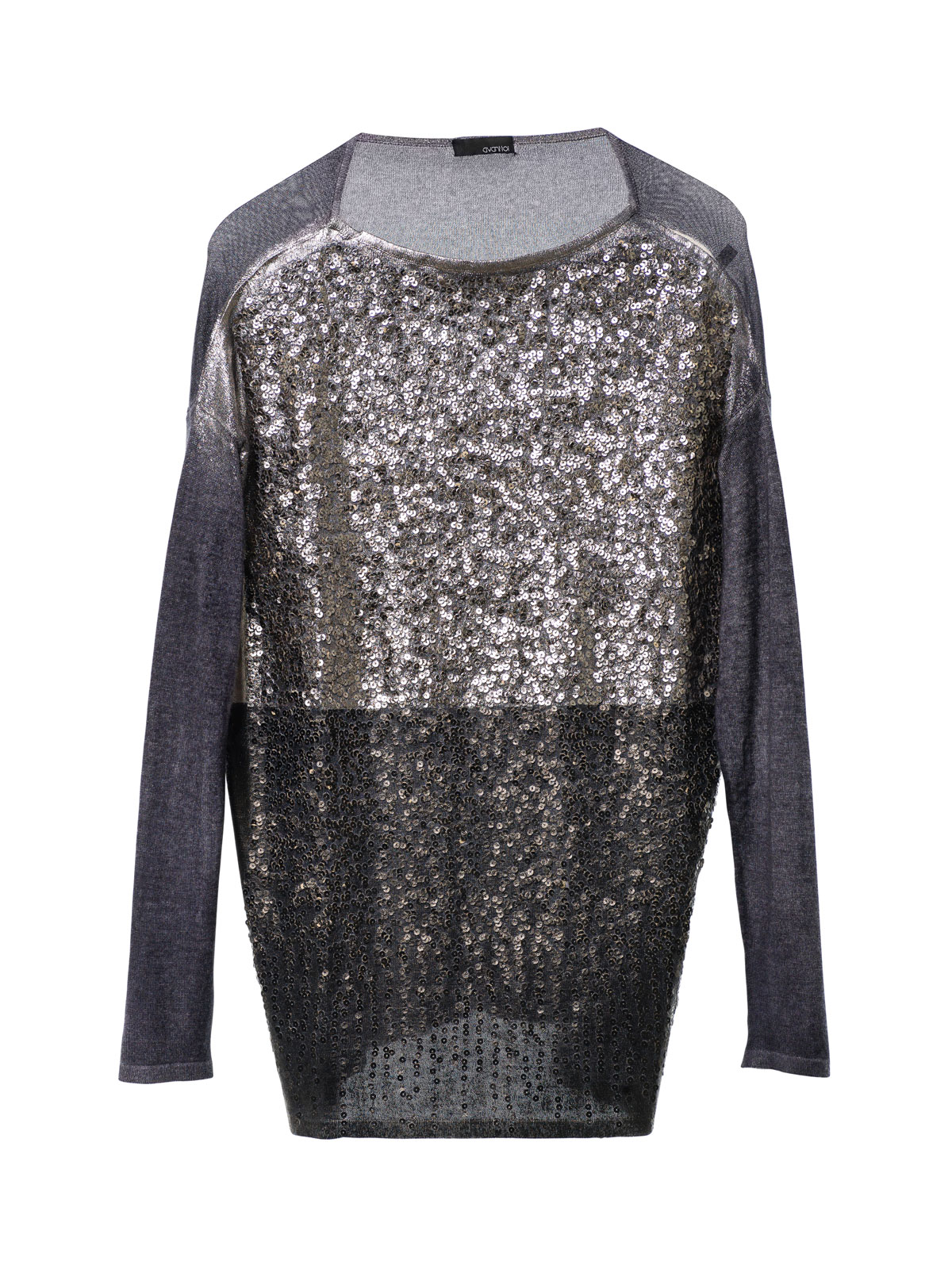 Toi Top Avant Fit Boat Sequined Necks Loose Tx4wq8Cd