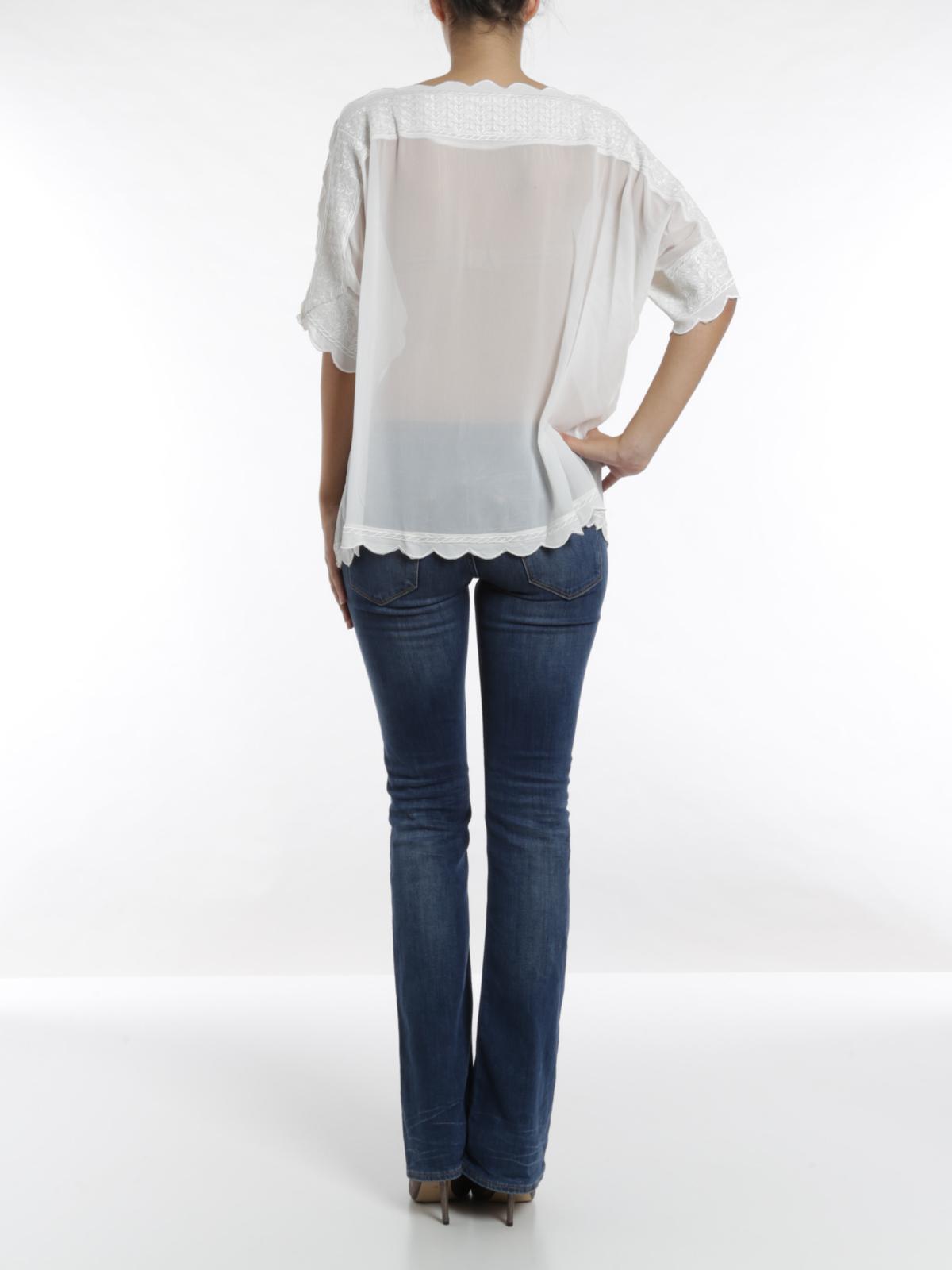Axel blouse shop online: isabel marant etoile