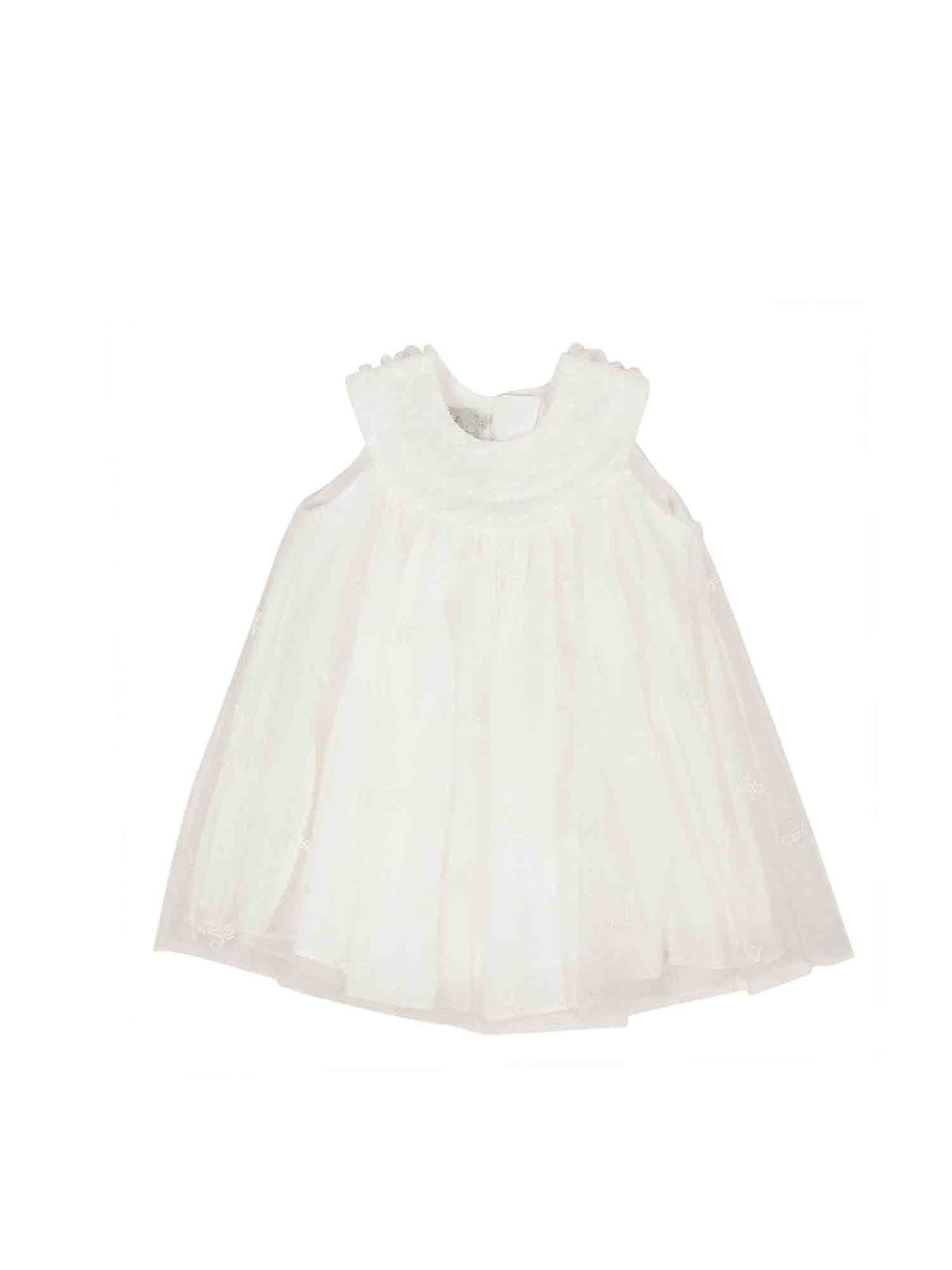 baby dior - kleid - weiß - kleider - 0sbh31drsa013 | ikrix