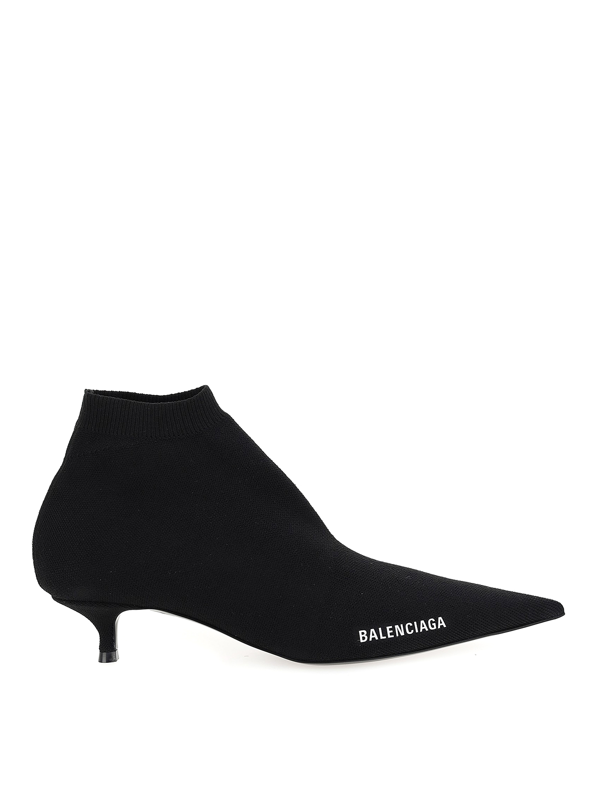 Balenciaga - Stretch knitted booties