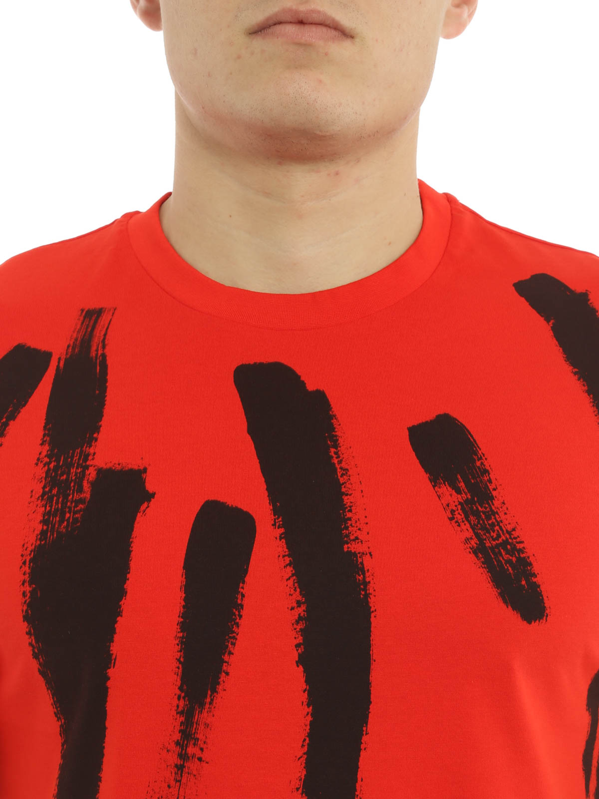 balenciaga t shirt rot