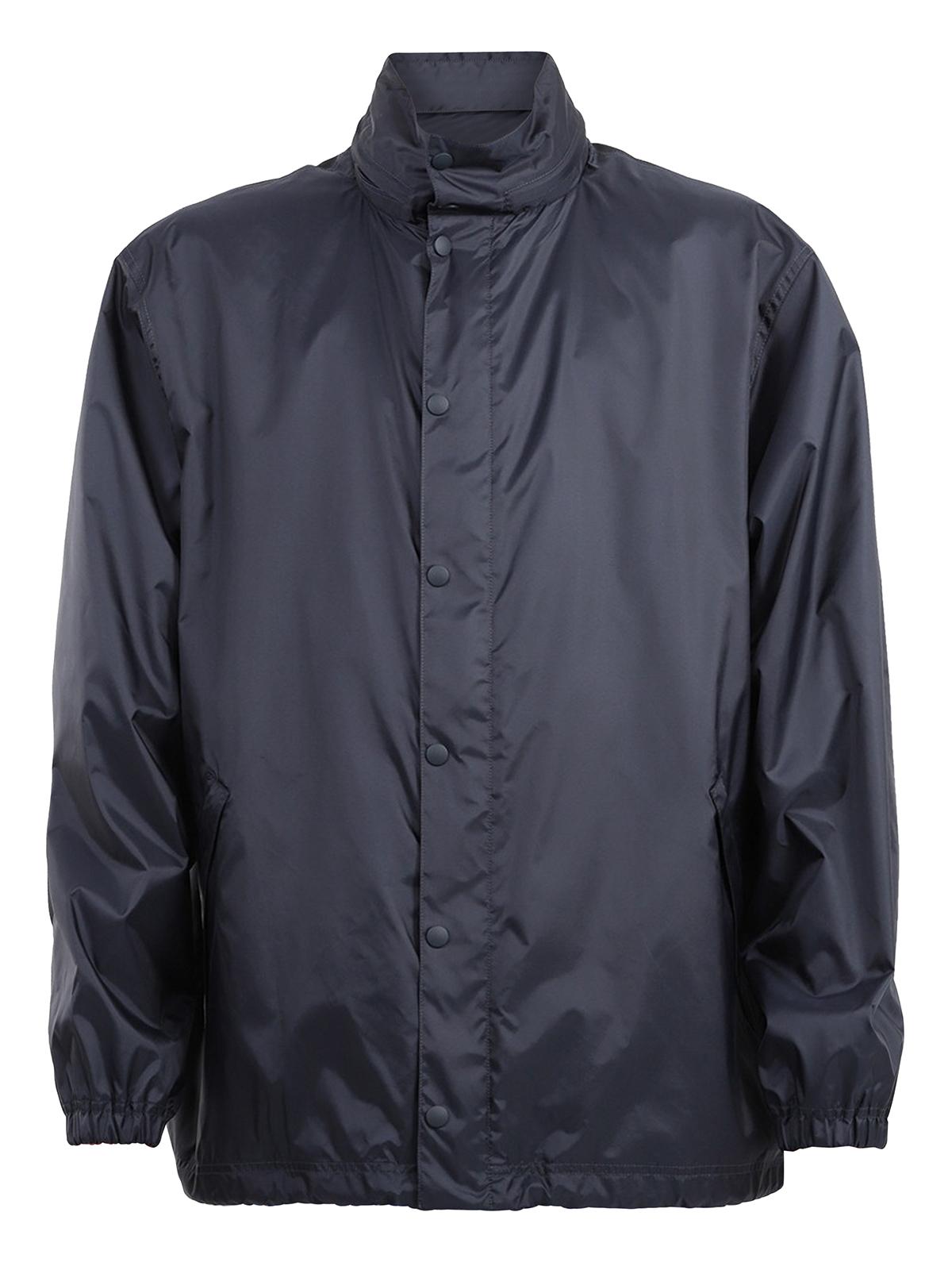 Balenciaga Jackets LANGUAGES WINDPROOF JACKET