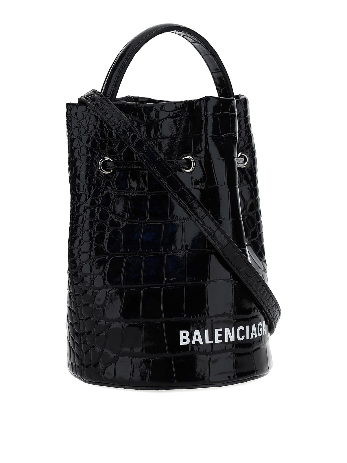 Balenciaga Everyday Xs Bucket Bag کیف خمره ای 6383421romn1000