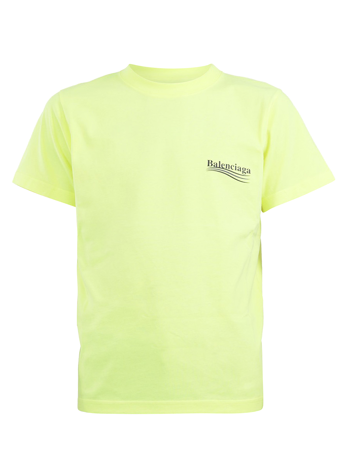 Balenciaga T-shirts POLITICAL CAMPAIGN T-SHIRT