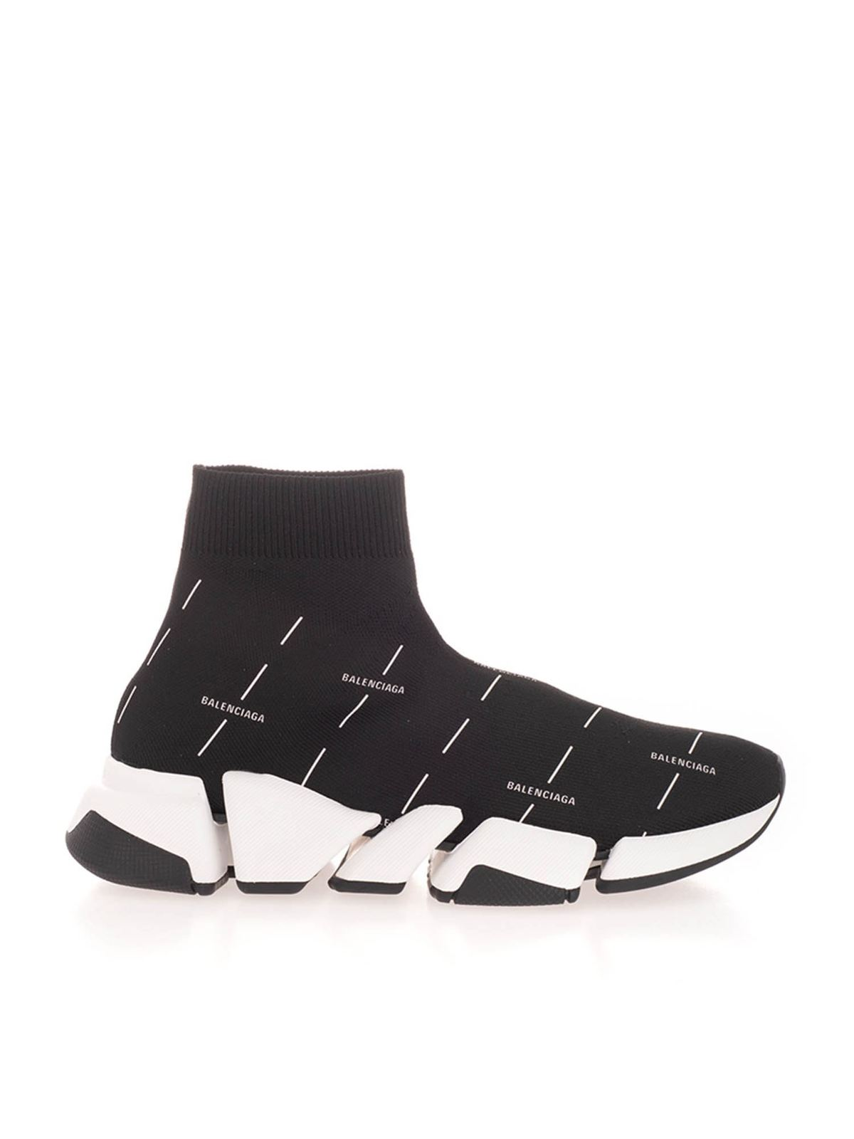 Balenciaga Sneakers SPEED 20 SNEAKERS IN BLACK