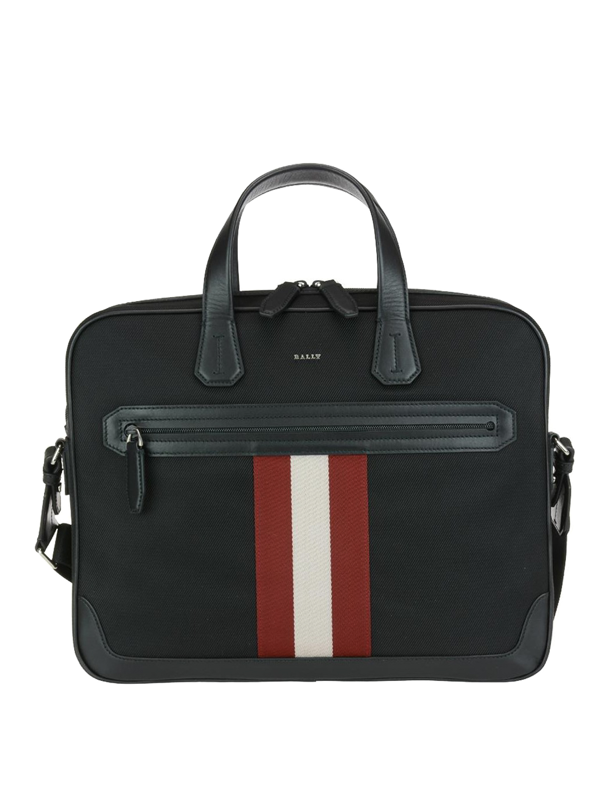 3caac461e6 BALLY  laptop bags   briefcases - Chandos tech fabric and leather business  bag