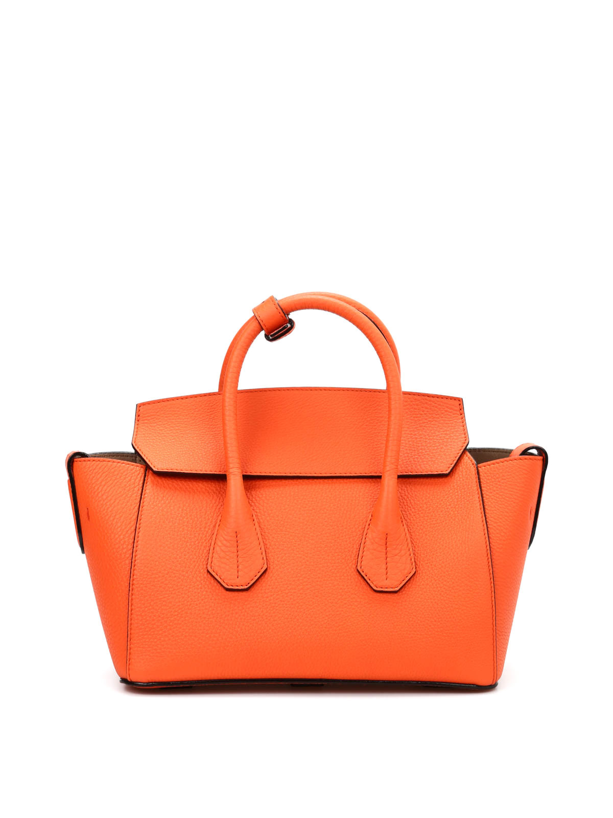 Bally Sommet Small Leather Tote Totes Bags 6204328 Ikrix Com