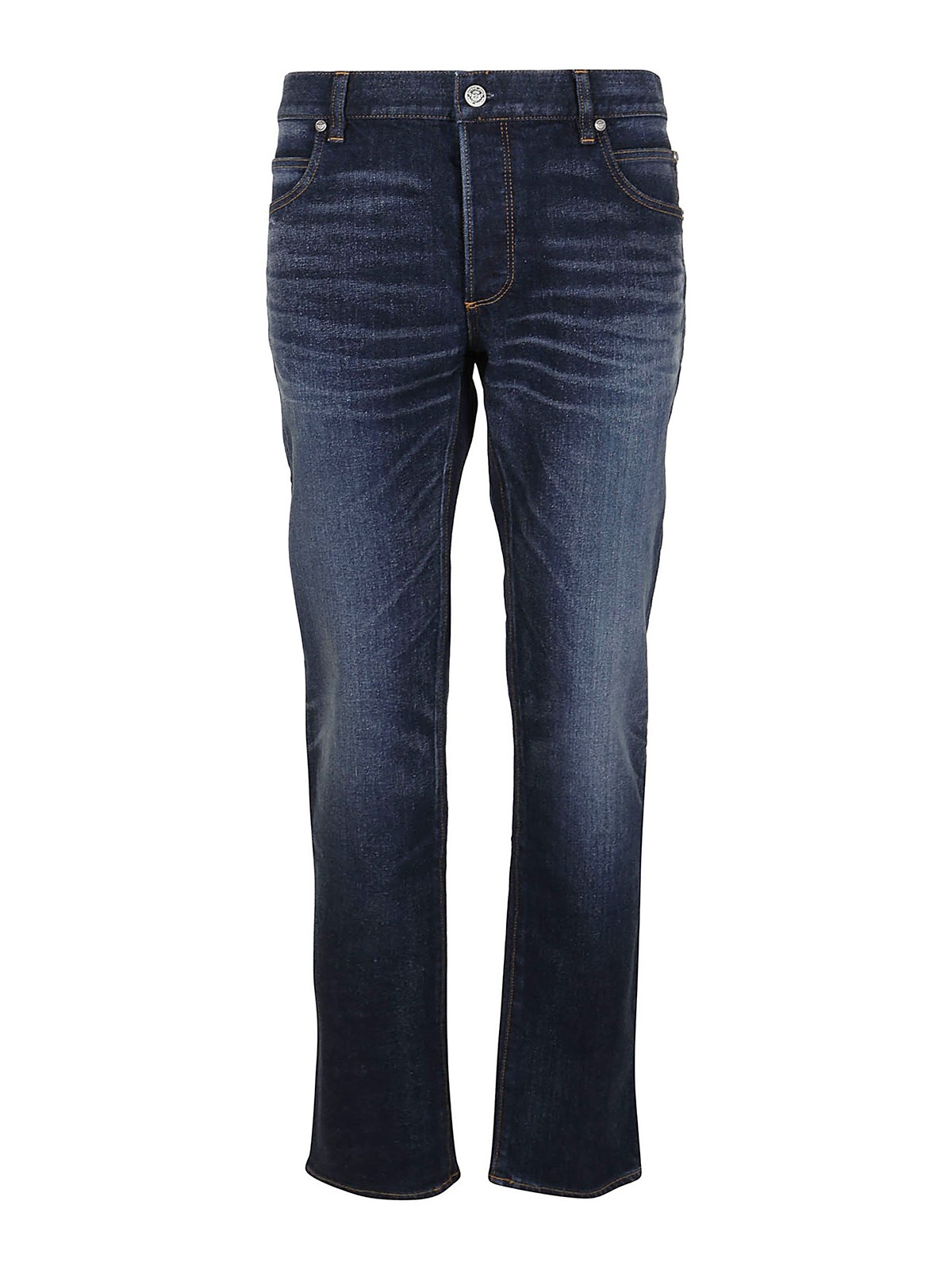 Balmain Tapered jeans B EMBROIDERY JEANS