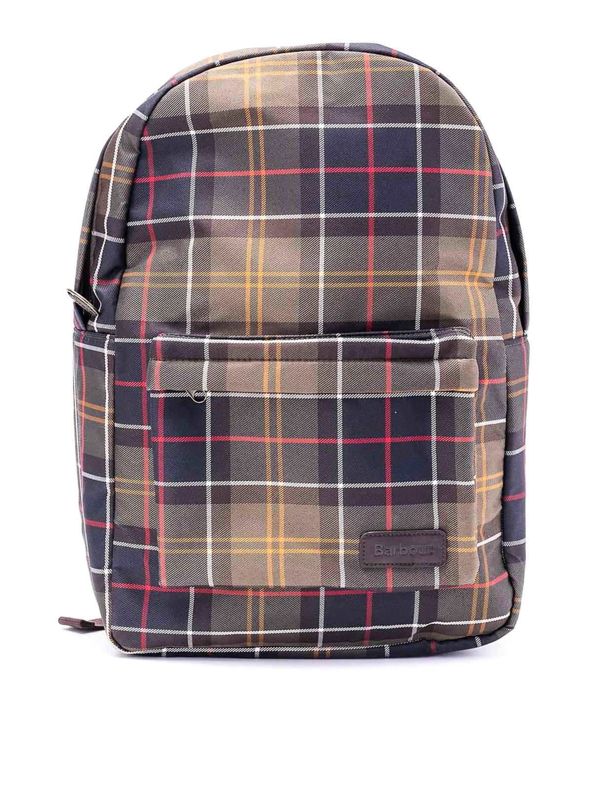 Barbour Torridon Backpack In Multicolour