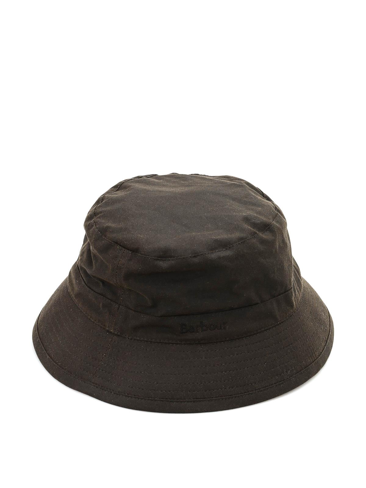 cappello barbour