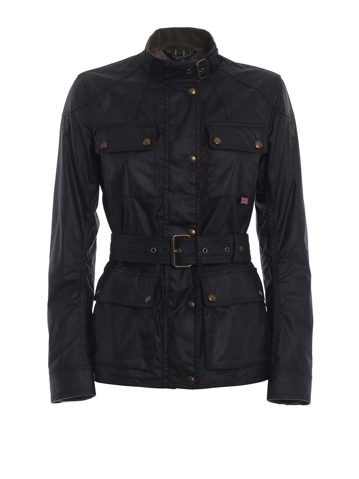 4c856bc957f Belstaff - Roadmaster 2.0 waxed cotton field jacket - casual jackets ...