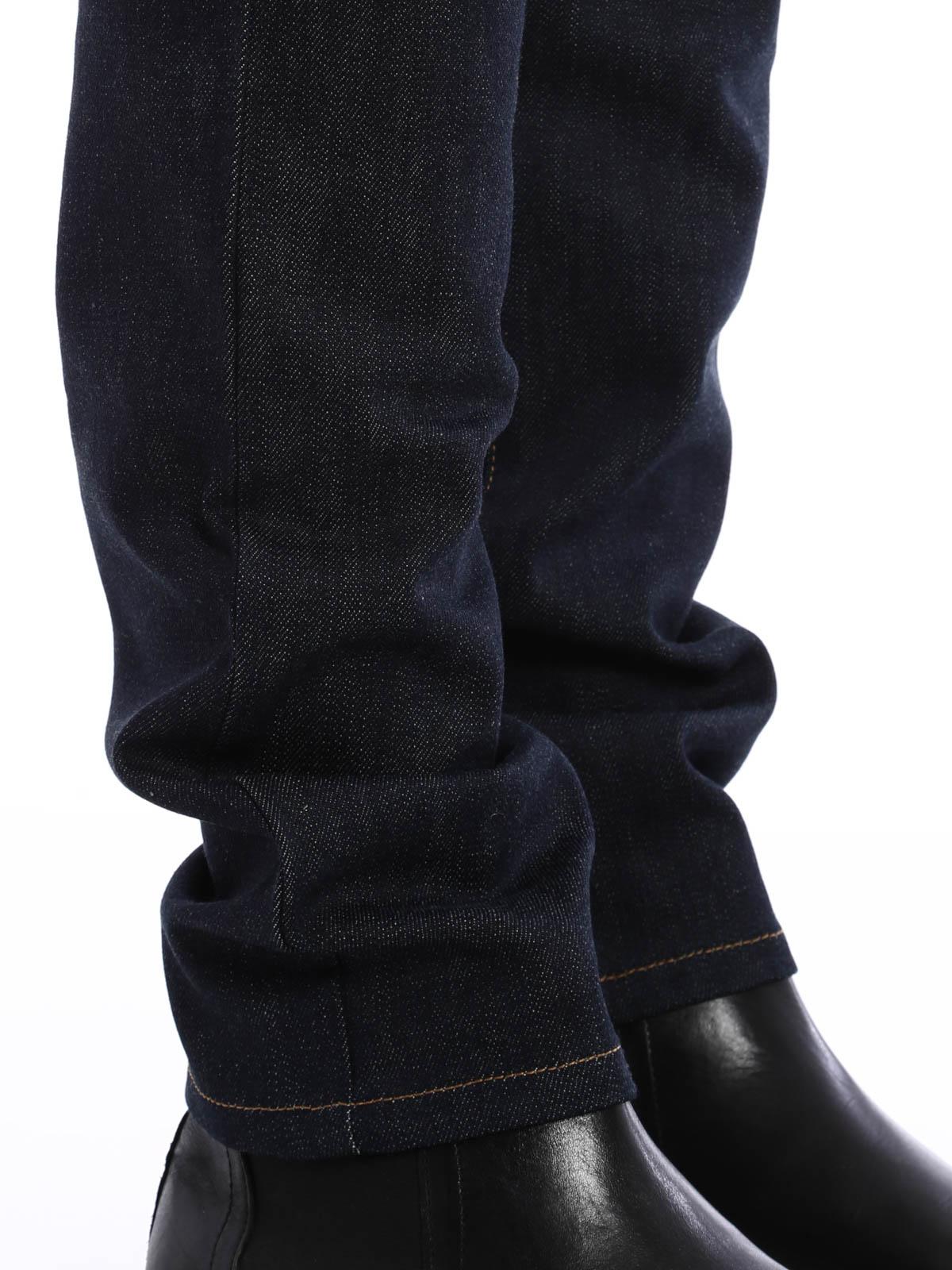balmain skinny jeans fur herren blau skinny jeans poht551d204155. Black Bedroom Furniture Sets. Home Design Ideas