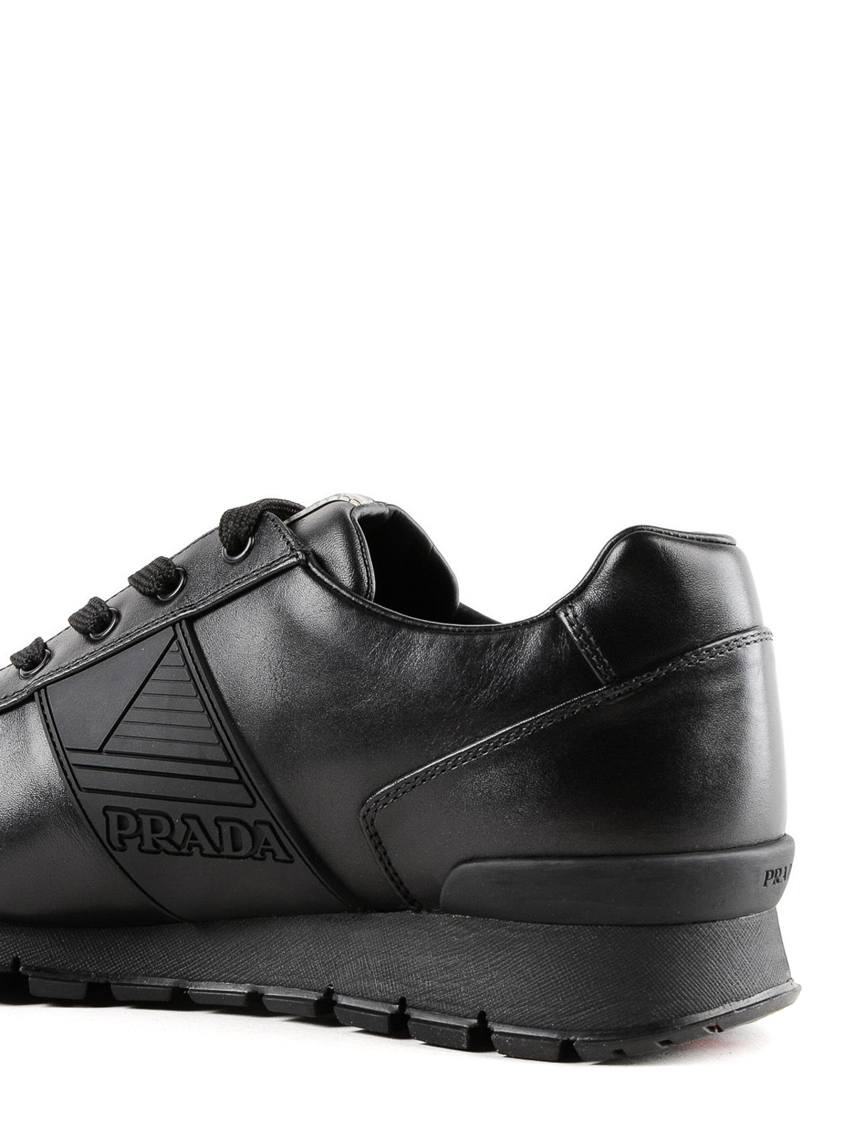 Black Match Race sneakers - trainers