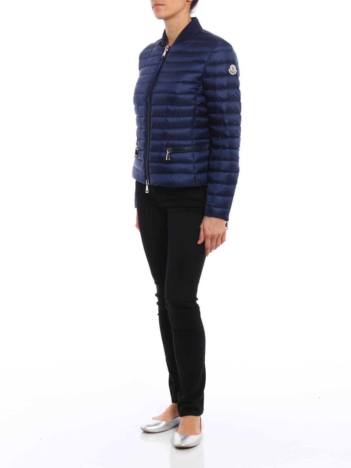 Blen padded bomber jacket shop online: MONCLER