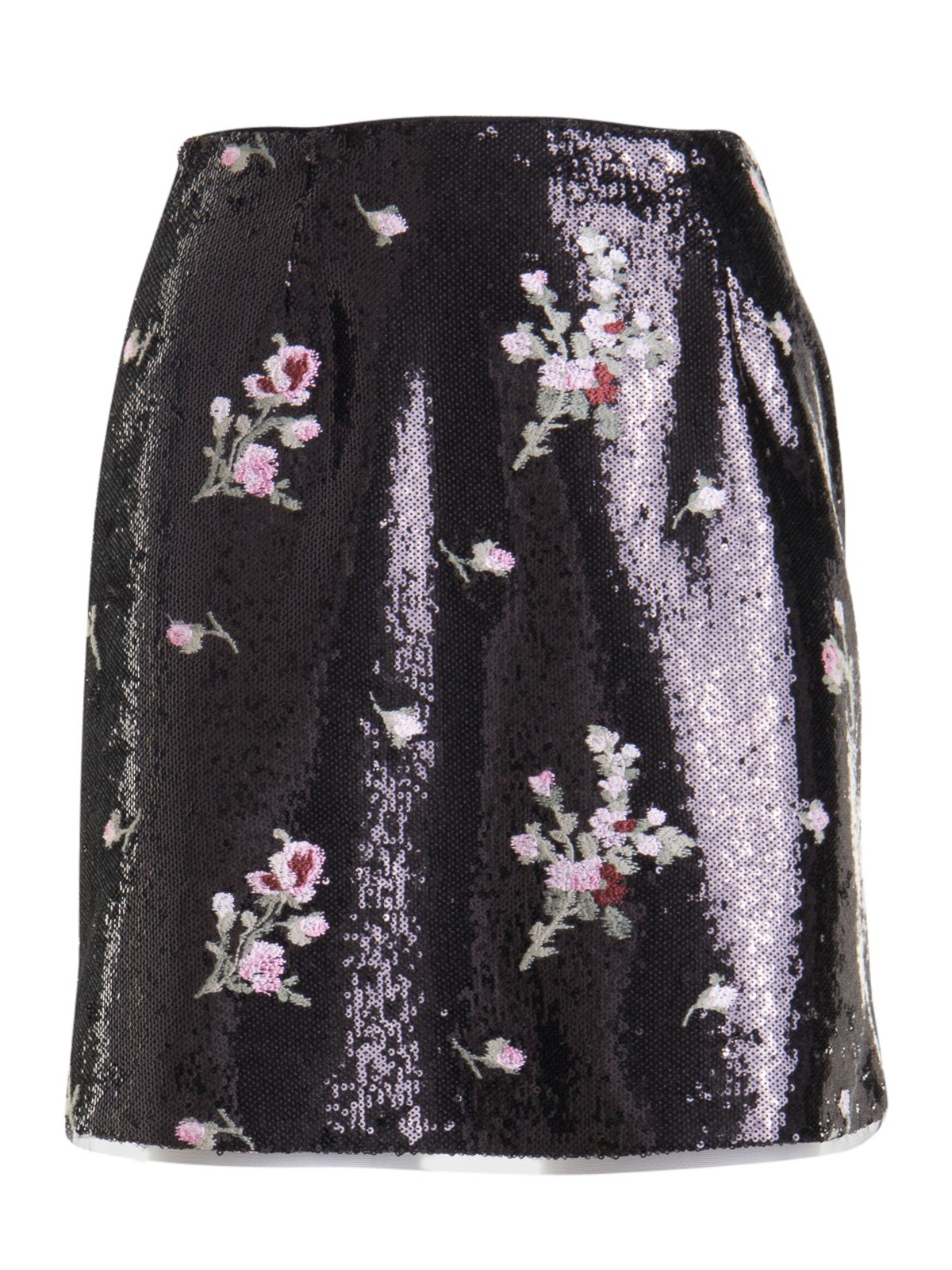 Blumarine SEQUINED MINI SKIRT