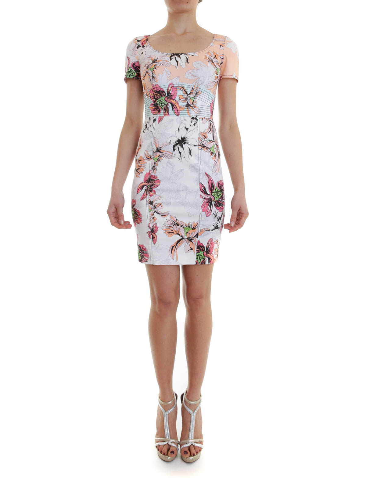 Authentic DRESSES - Short dresses Blumarine Quality For Sale Free Shipping zGKsnBY