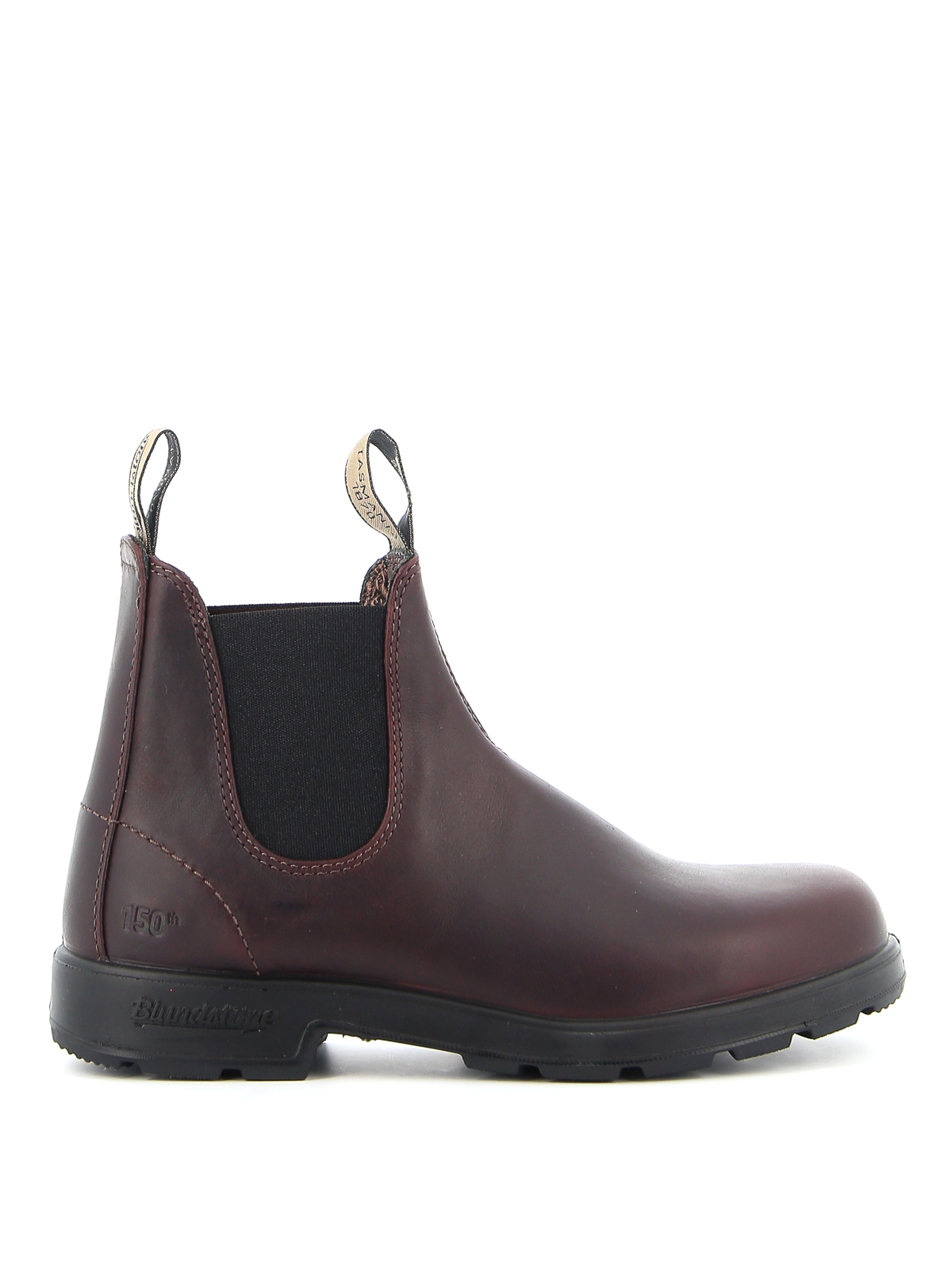BLUNDSTONE SMOOTH LEATHER CHELSEA BOOTS