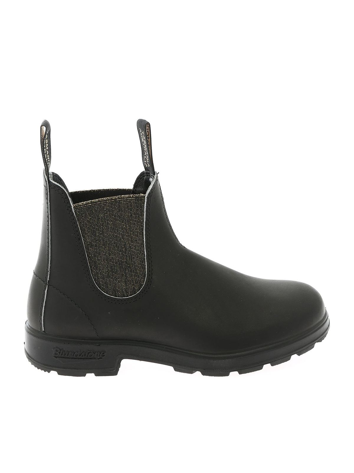 Blundstone STRETCH DETAILS ANKLE BOOT IN BLACK