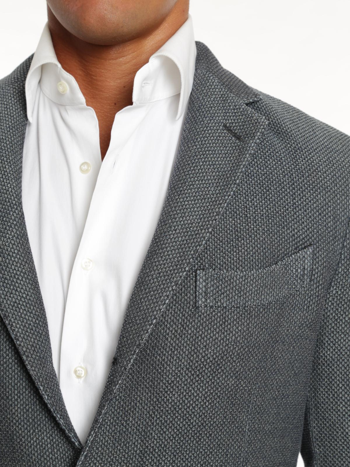 6060f3d4e2865 Boglioli - Giacca Coat - giacche blazer - R3302G BDP421 215