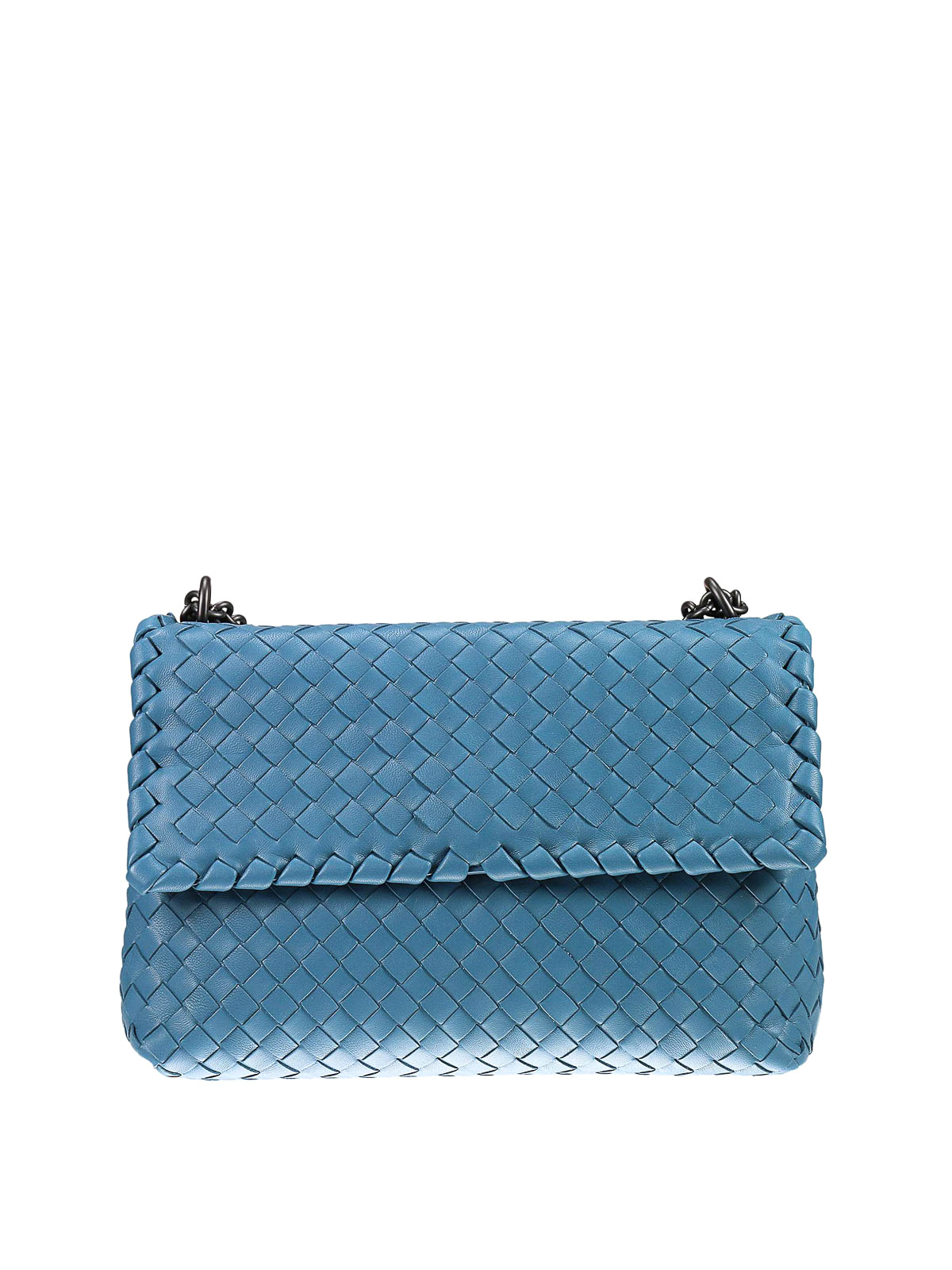 Bottega Veneta - Olimpia Intrecciato small bag - cross body bags ... 89f1808fe8a69