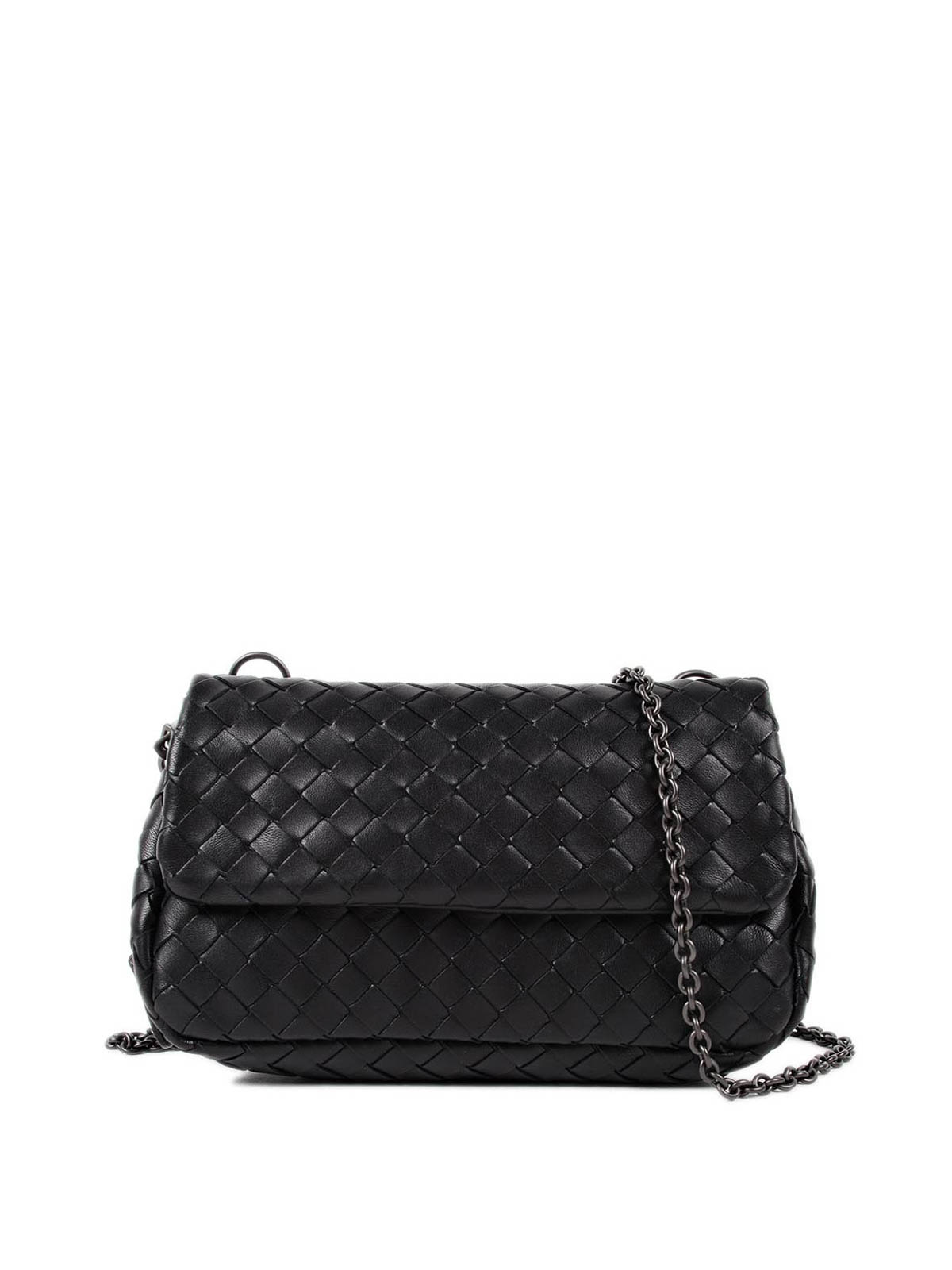 69f1762fa4e5a Bottega Veneta Nappa Crossbody Bag