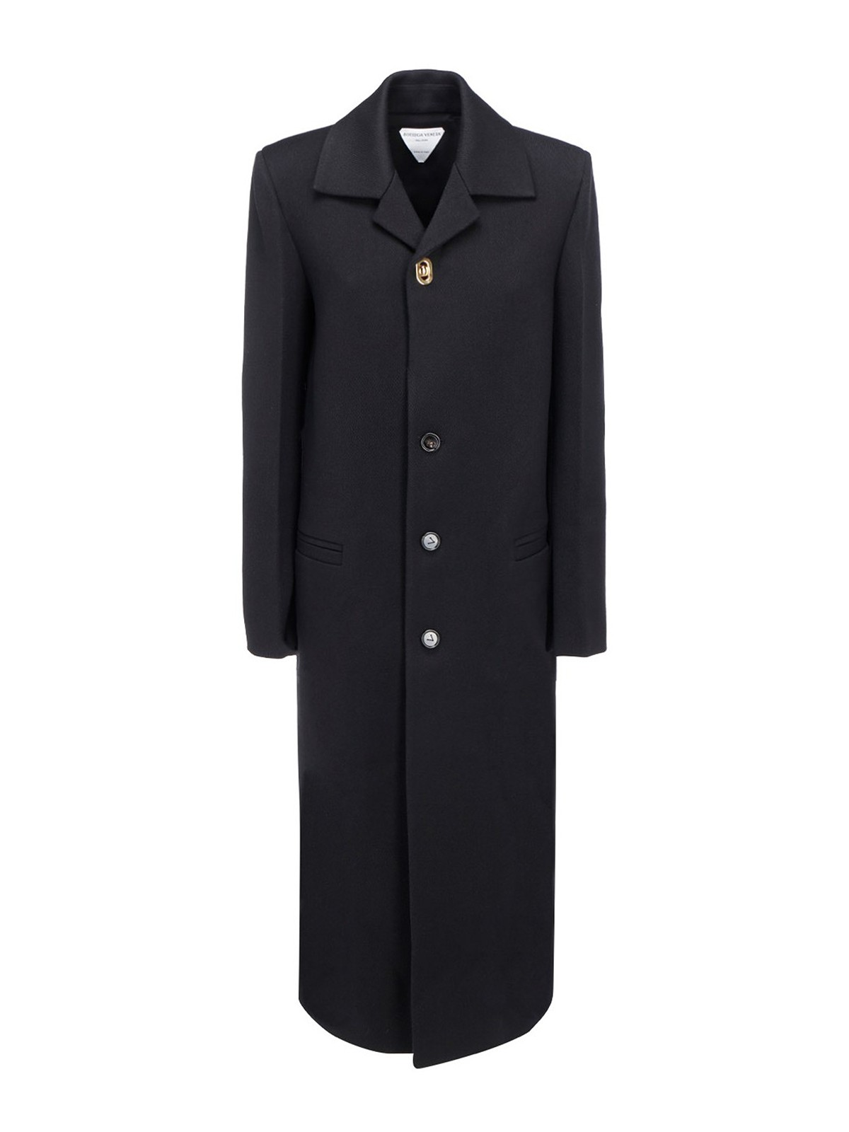 BOTTEGA VENETA WOOL BLENDCOAT