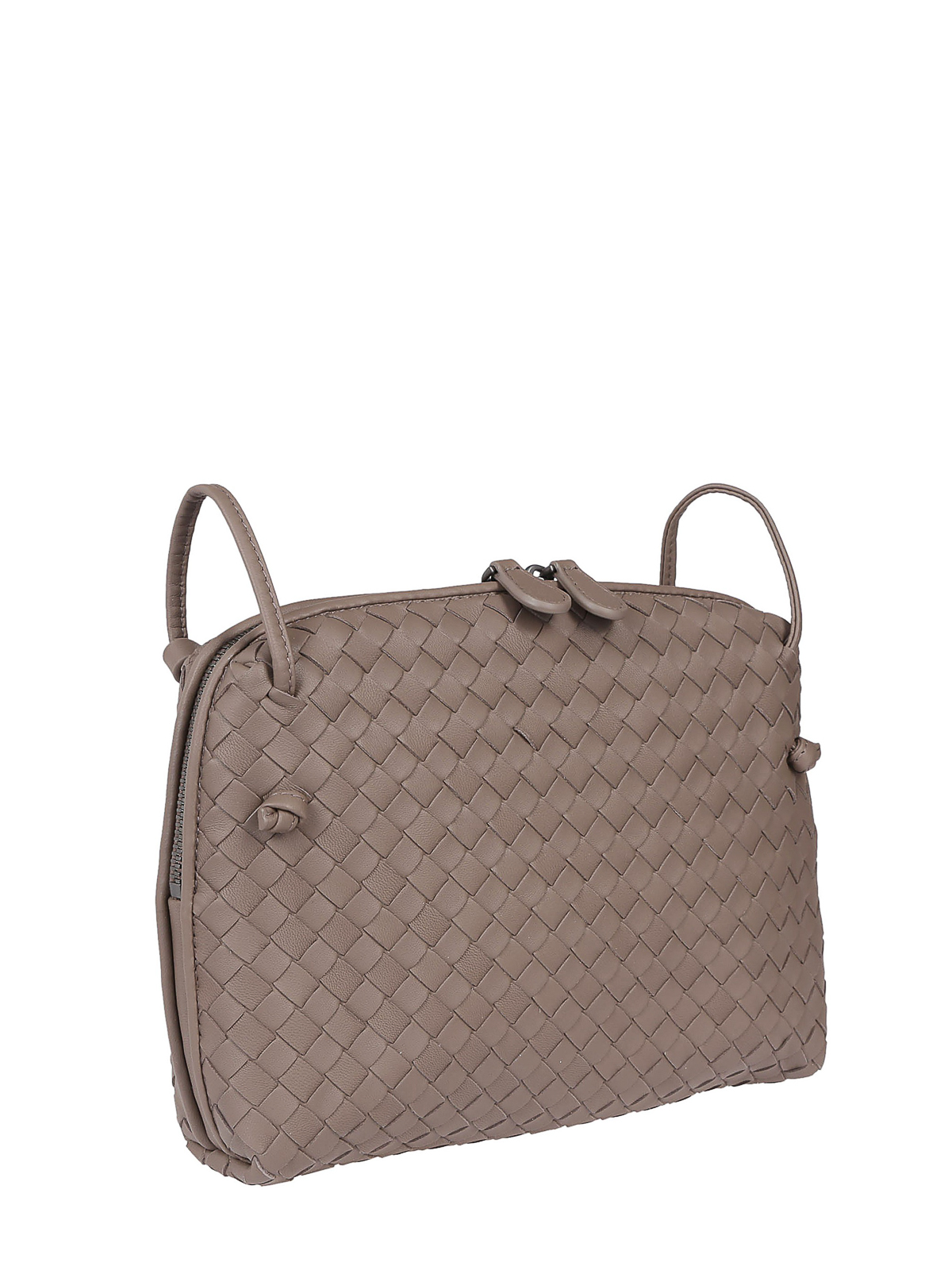 f60f36457a50e BOTTEGA VENETA  cross body bags online - Nodini intrecciato nappa cross  body bag