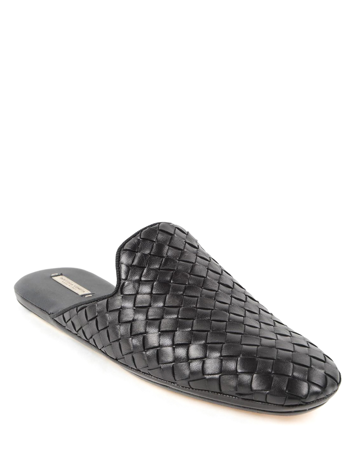 6f936121868 BOTTEGA VENETA  Loafers   Slippers online - Fiandra Intrecciato nappa  slippers
