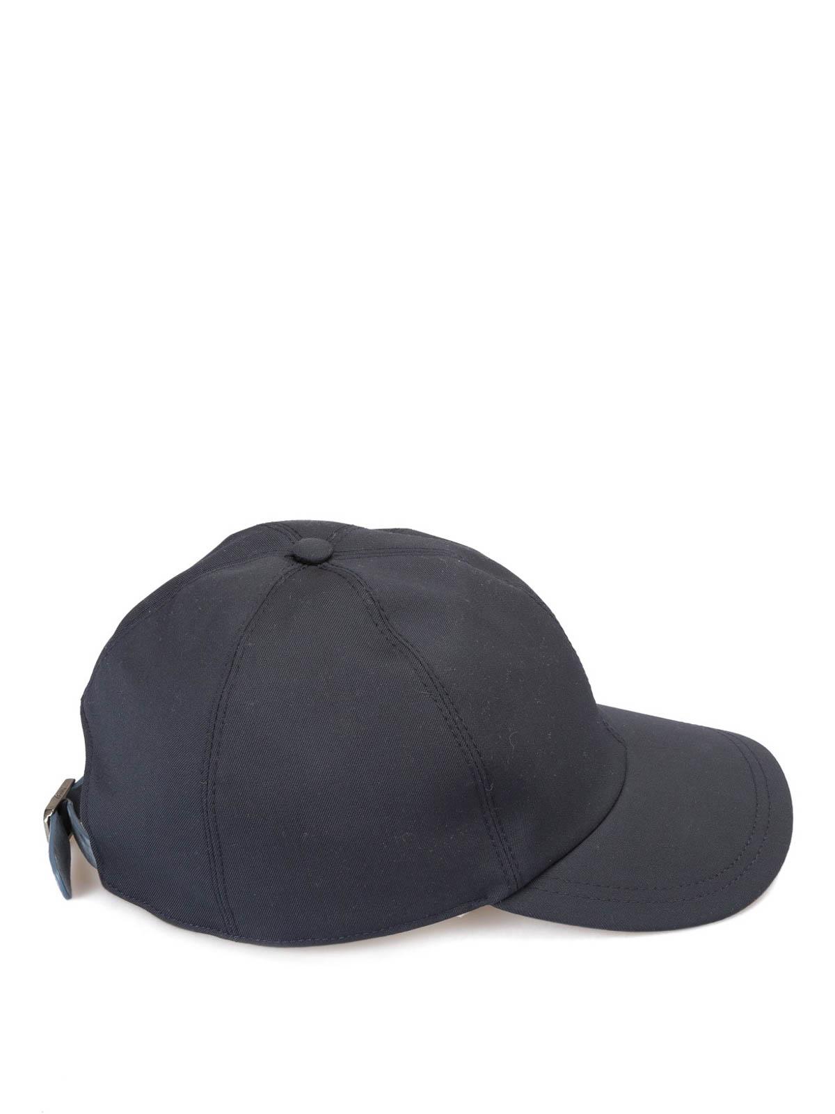 455d53f939a BRIONI  hats   caps online - Suede strap detailed baseball cap