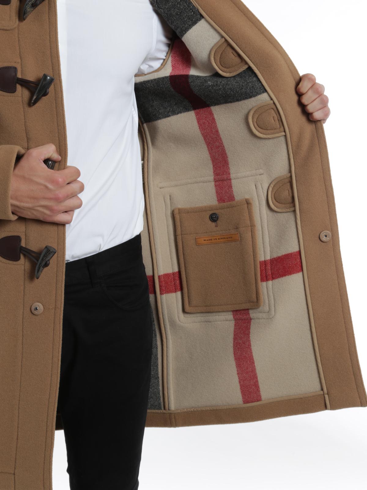 5341f30aed27 Burberry Brit - Brockhurst duffle coat - knee length coats - 3984194 ...