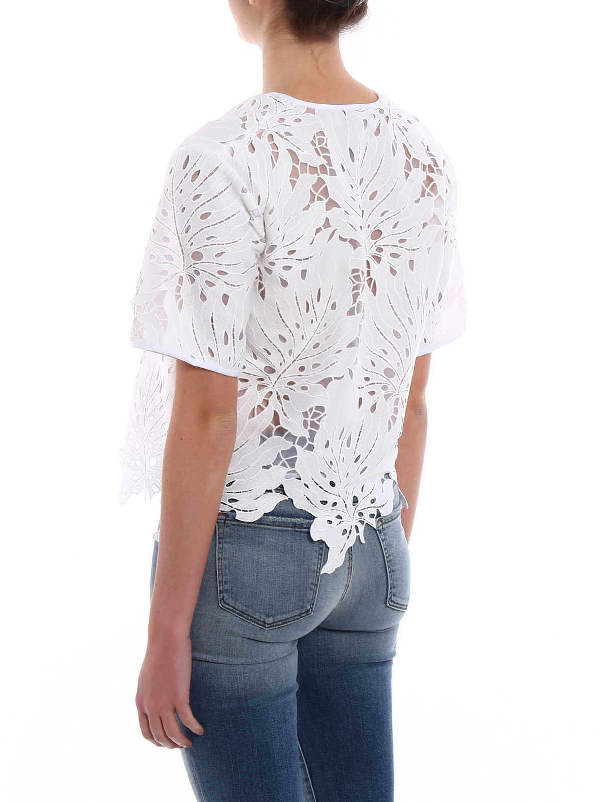 Msgm Blouse en broderie anglaise oPDce