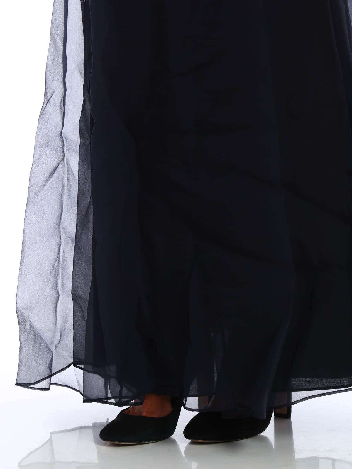 51fc89ebf BRUNELLO CUCINELLI buy online Silk tulle layered maxi skirt. BRUNELLO  CUCINELLI: Long skirts ...