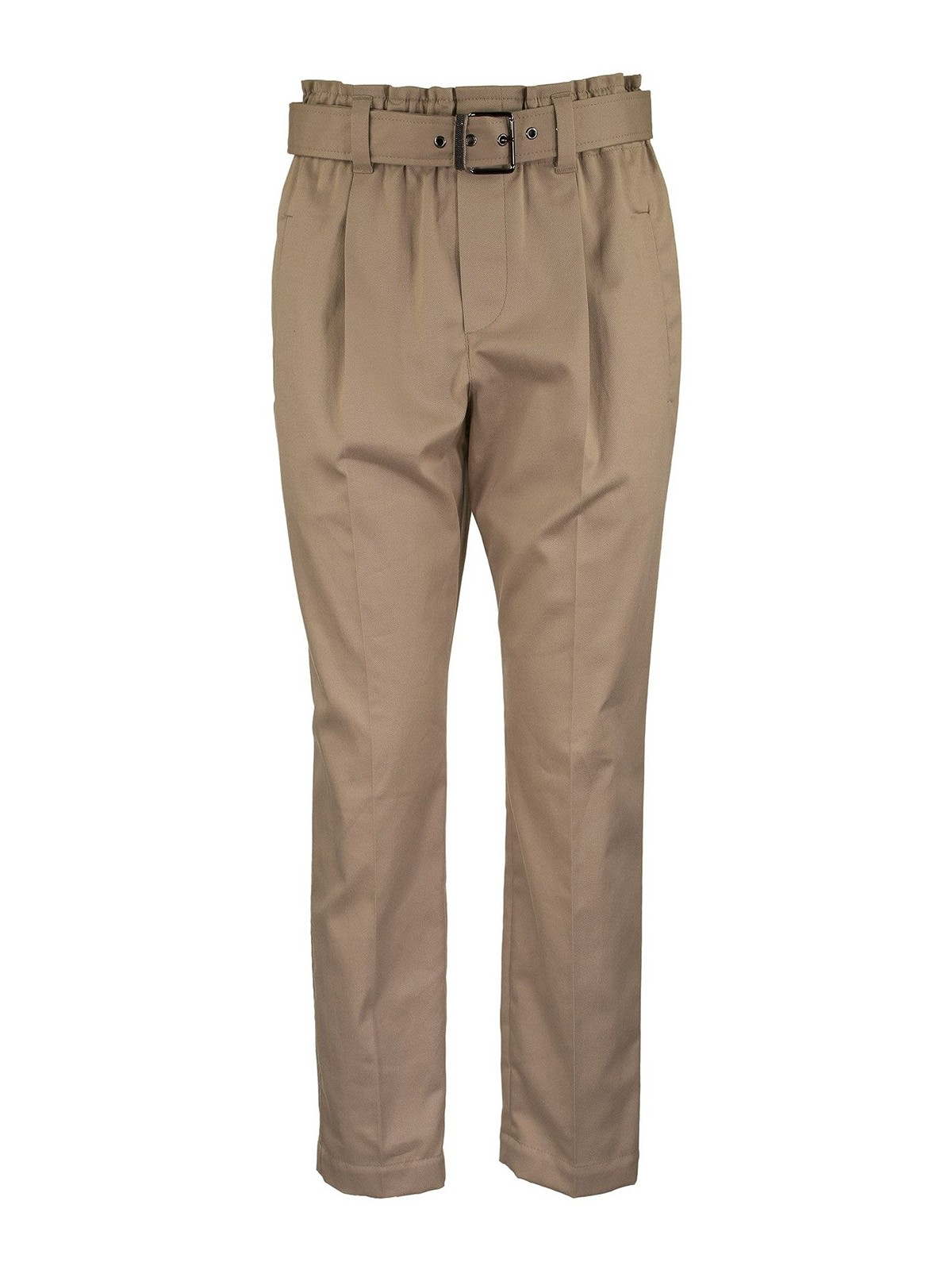 Brunello Cucinelli TWILL SLOUCHY PANTS