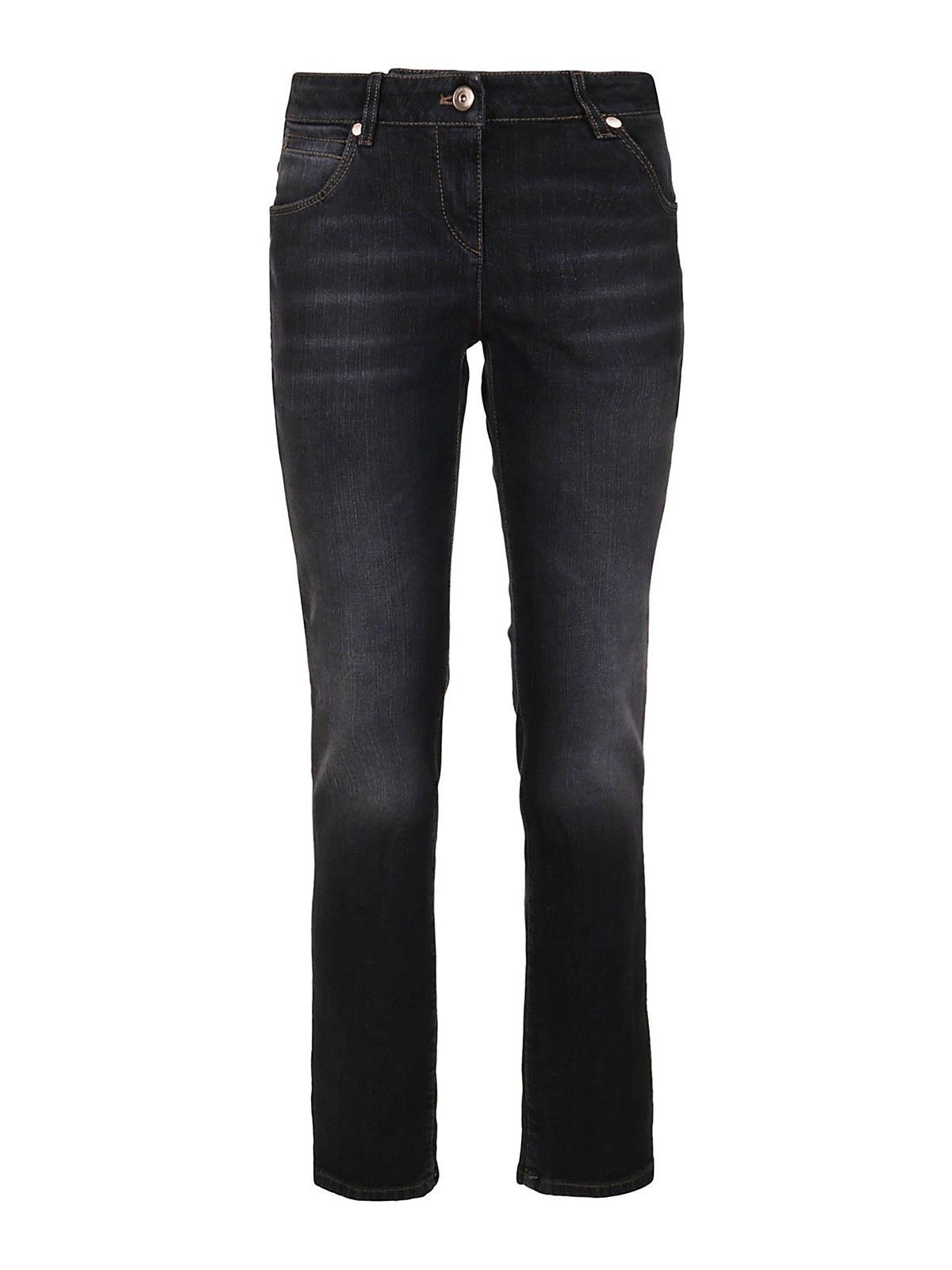Brunello Cucinelli DENIM SKINNY PANTS