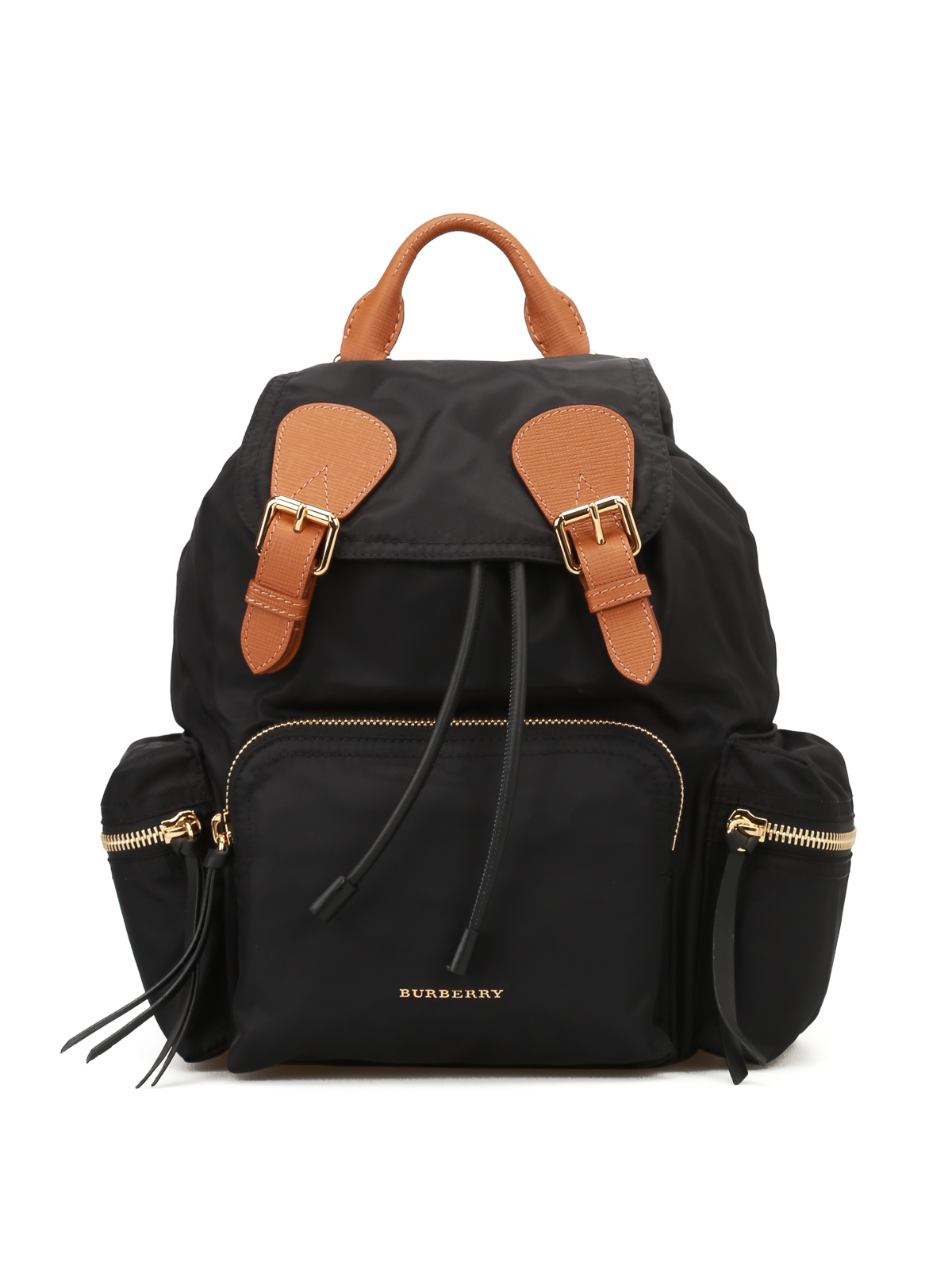 244ba70ec0 Burberry - Zaino medio in nylon The Rucksack - zaini - 4016622 ...