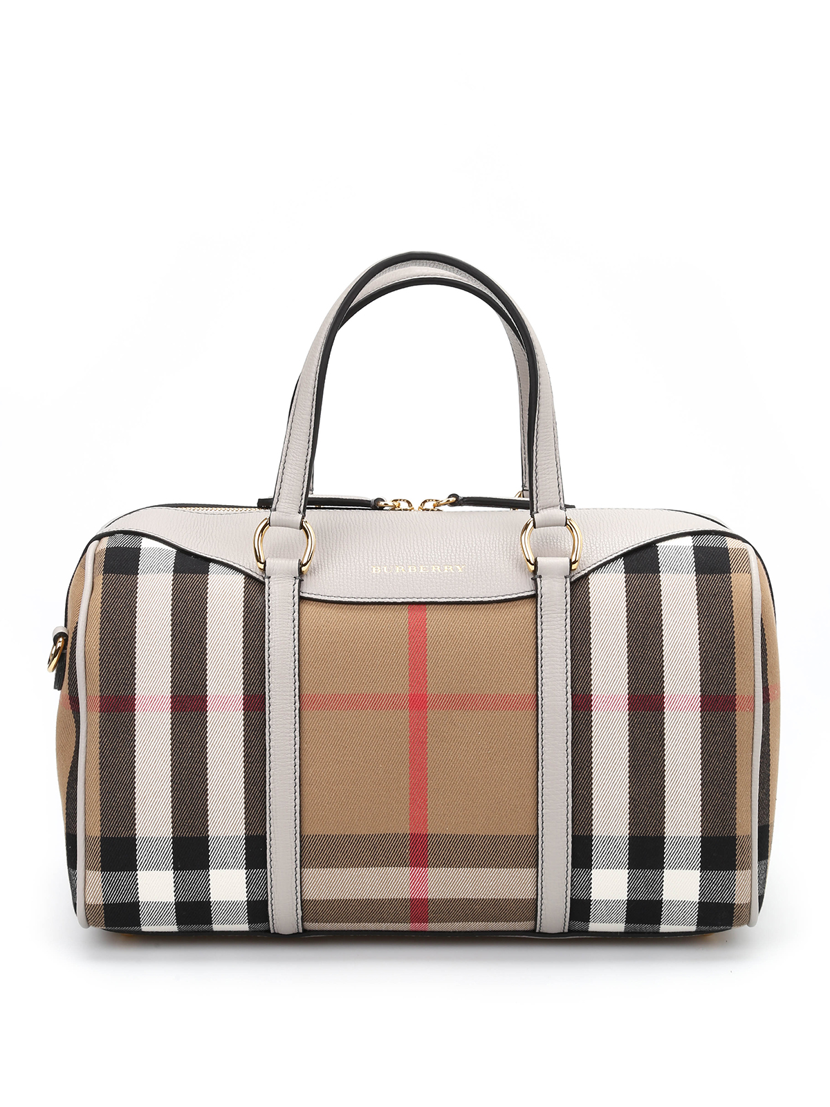 Burberry - Medium Alchester bag - bowling bags - 3997217 1 LIGHT ... 5a6de5399bb07