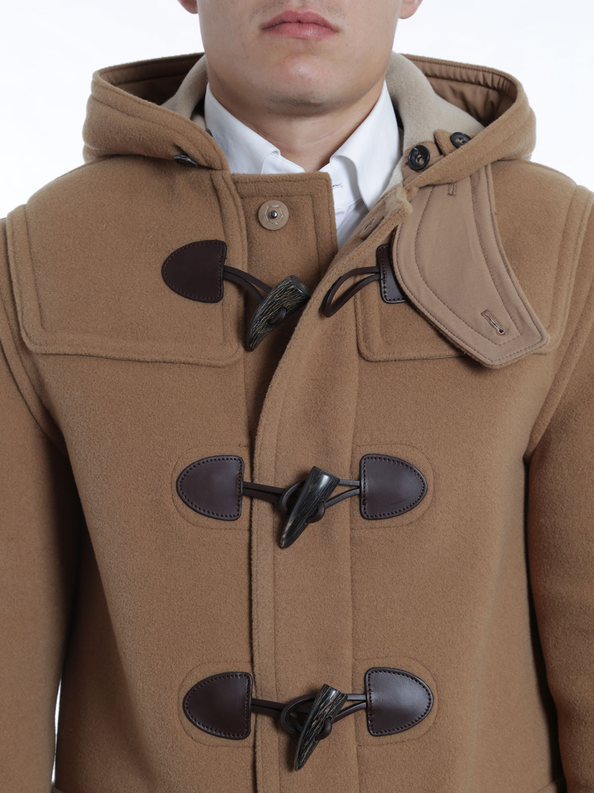 Brockhurst duffle coat by Burberry Brit - knee length coats | iKRIX