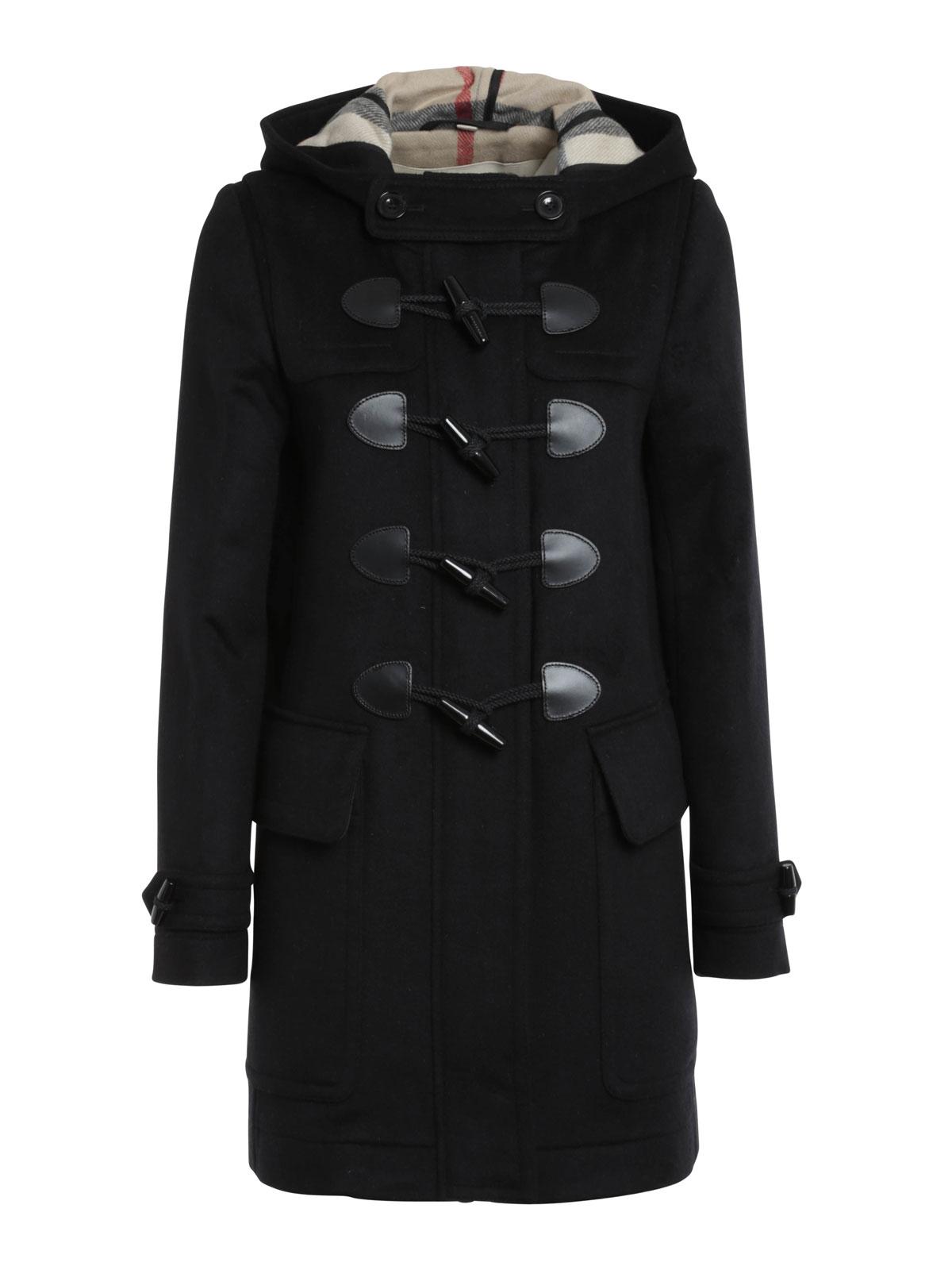 Burberry duffle coat women