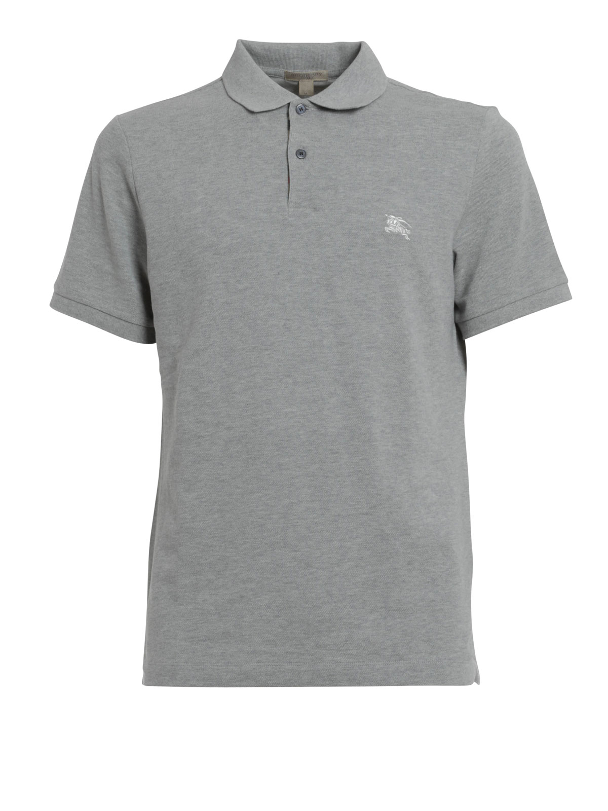 Piqu Polo By Burberry Brit Polo Shirts Ikrix