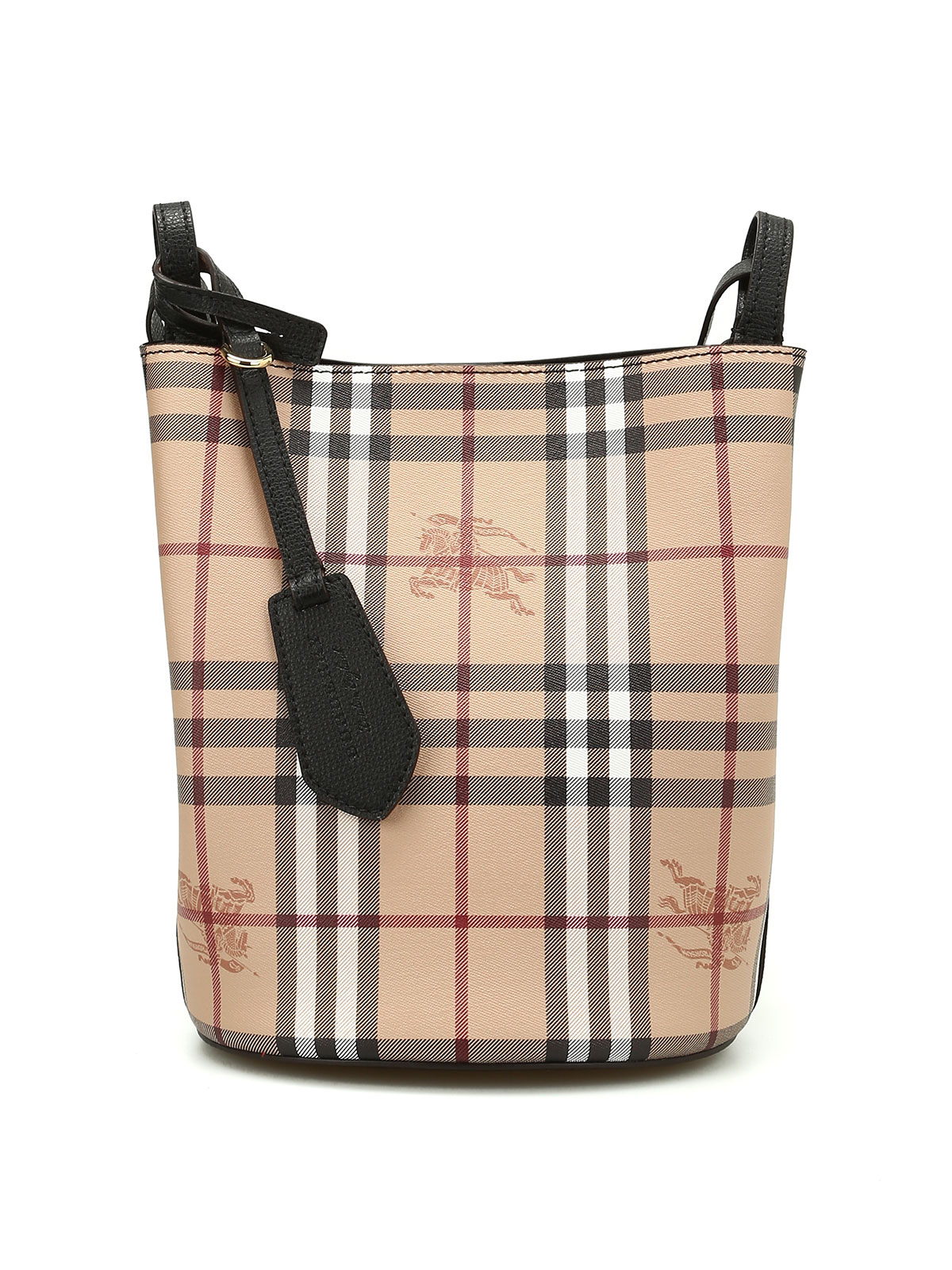 d10a437ea237 Burberry - Lorne small satchel bag - Bucket bags - 4057158
