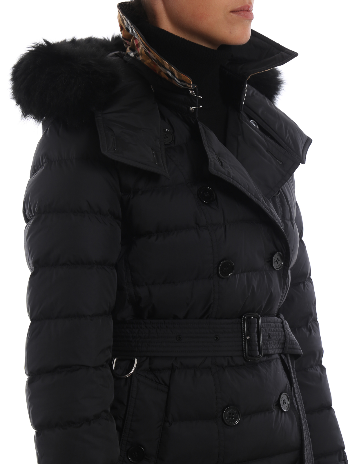 cheap sale new lower prices details for Burberry - Dalmerton padded coat - padded coats - 8003844