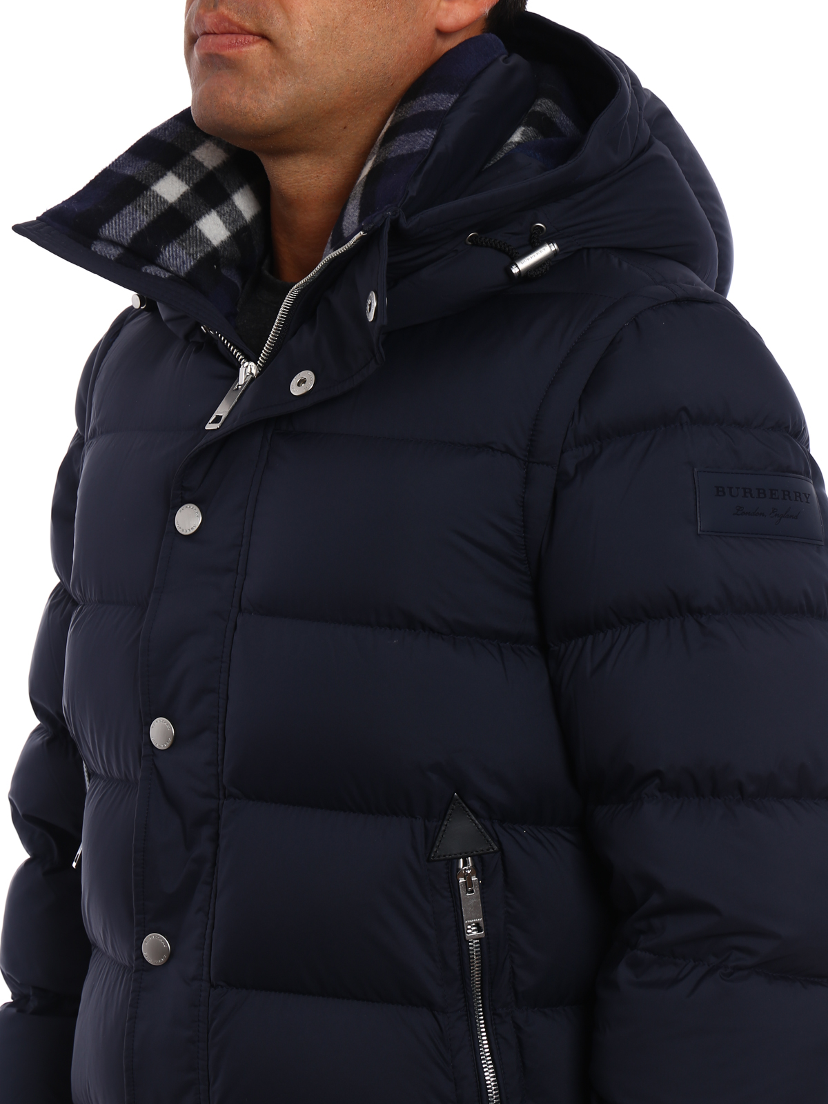 8971a6ae737a Burberry - Hartley quilted down padded jacket - padded jackets ...