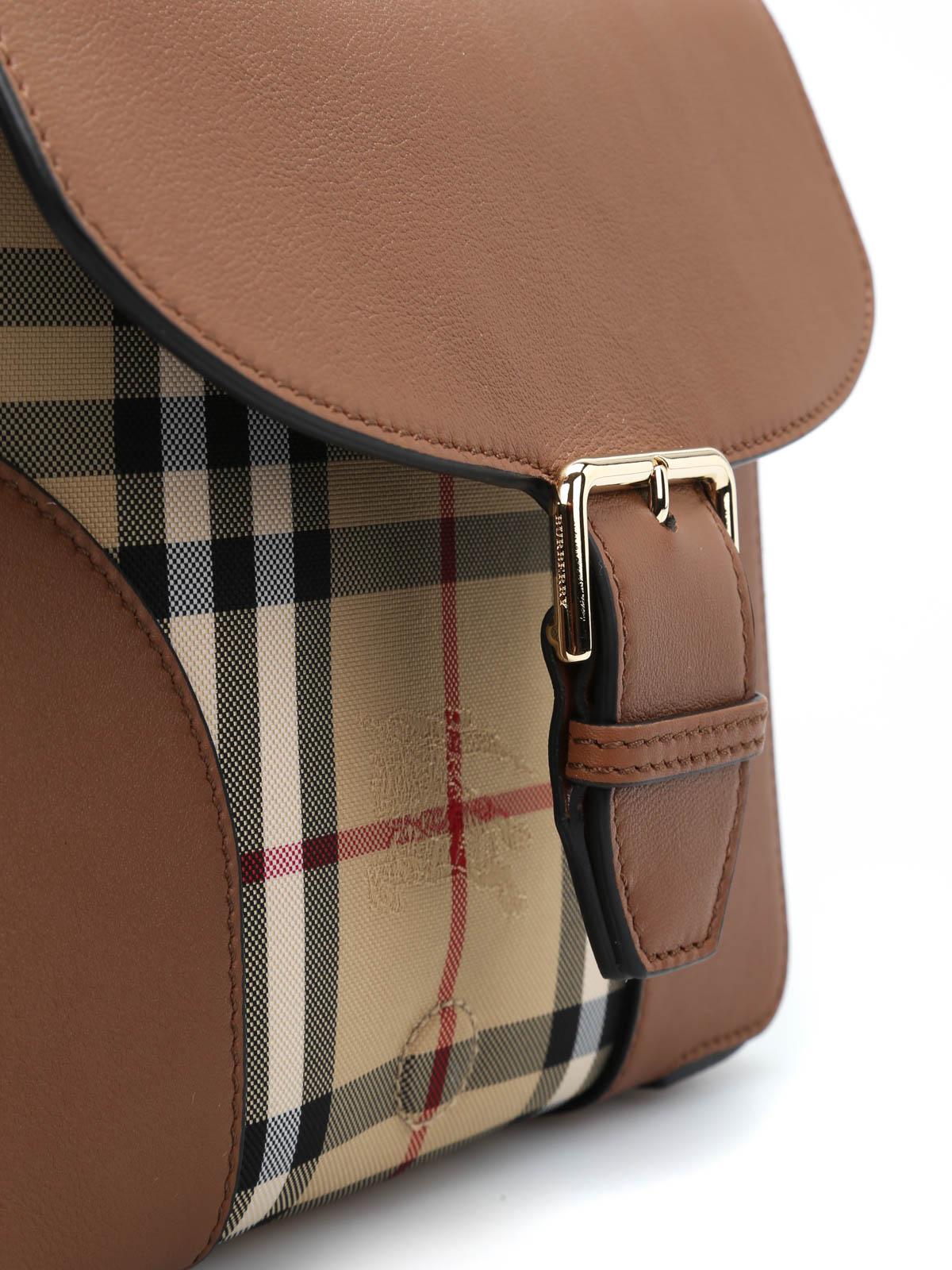 97e3f1ca0024 Burberry - Horseferry check small Dickens - cross body bags ...