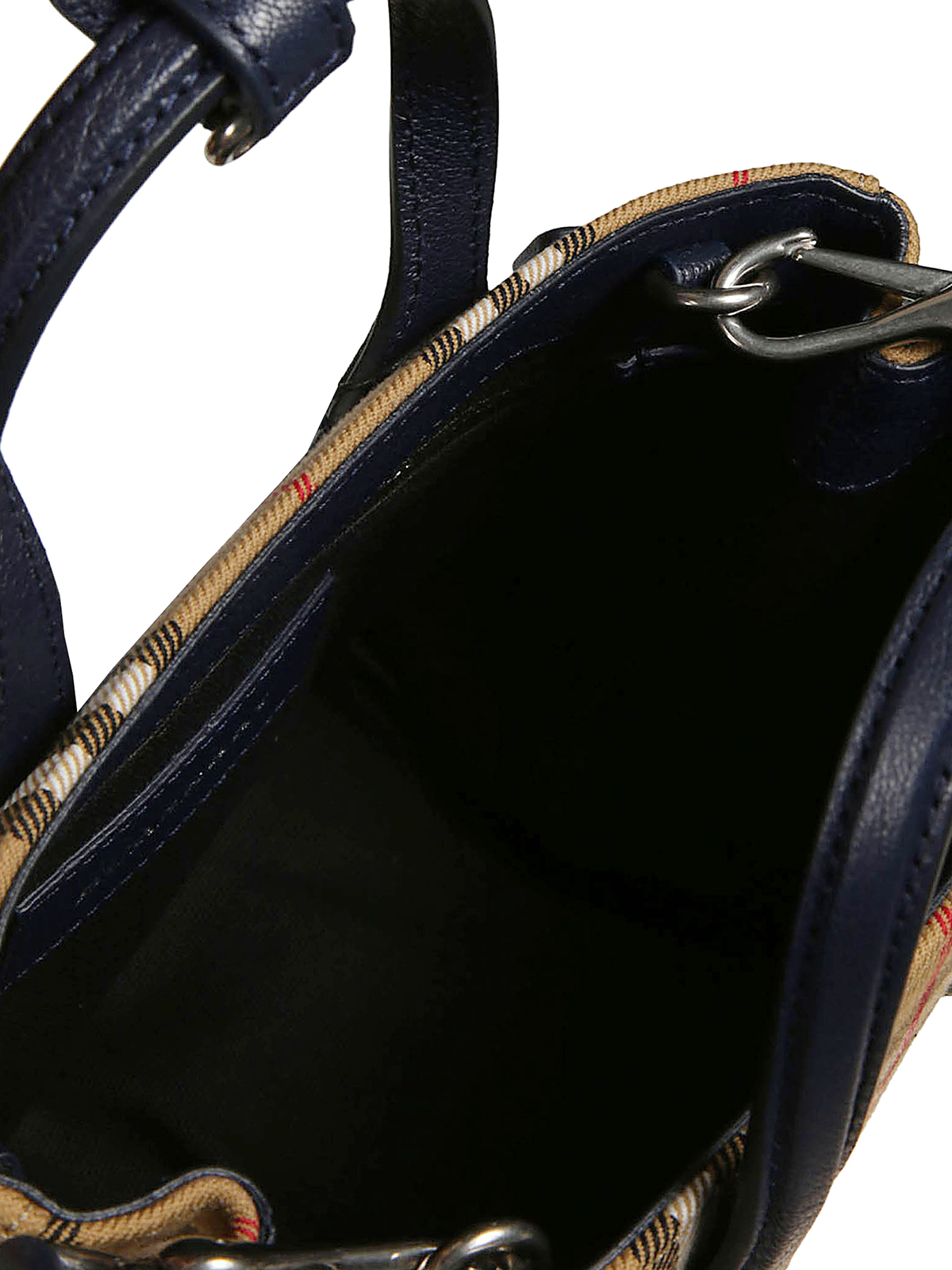 ec15fb489779 BURBERRY buy online Vintage Check and leather Baby Banner bag. BURBERRY  cross  body bags ...