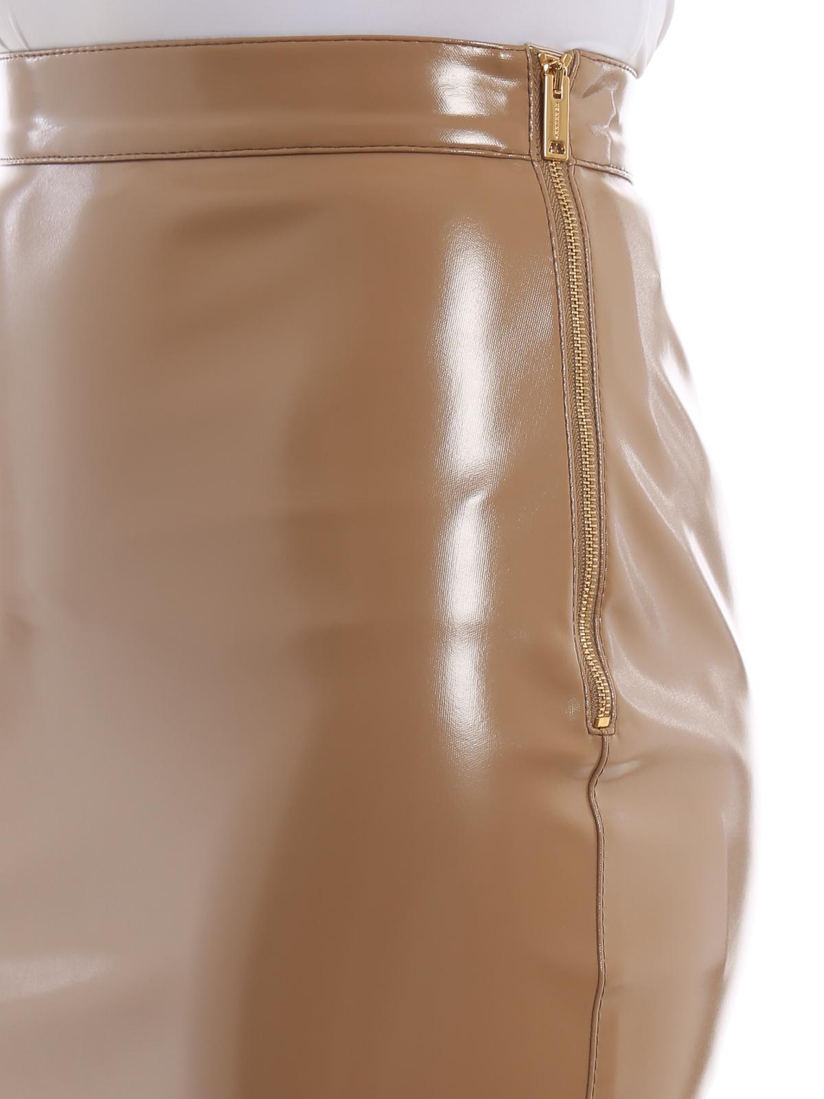361cc8f14 Burberry - Vinyl pencil skirt - Knee length skirts & Midi - 4560878