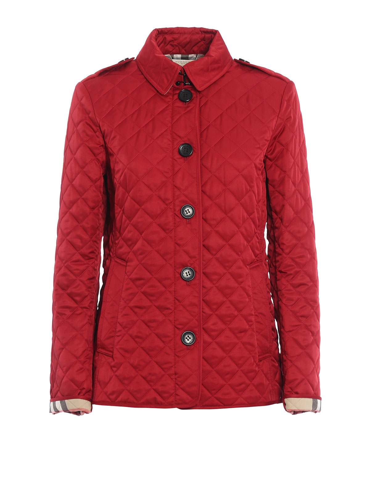 Burberry Lightweight Quilted Jacket Casual Jackets